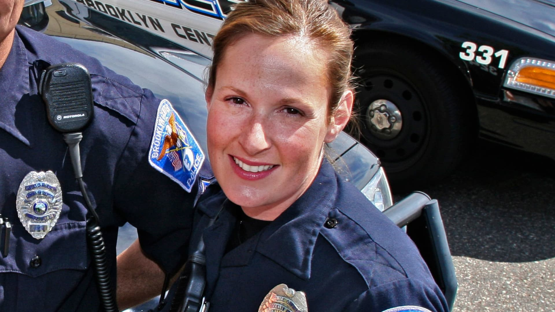 Brooklyn Center, Minnesota Police officer Kim Potter in 2007.