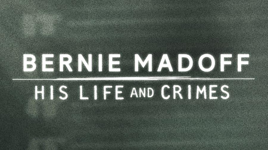 Watch Now:  Bernie Madoff