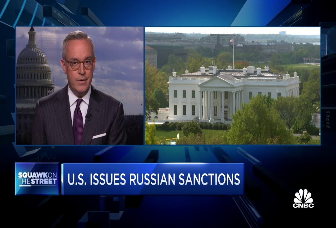 What to know about the U.S. sanctions against Russia