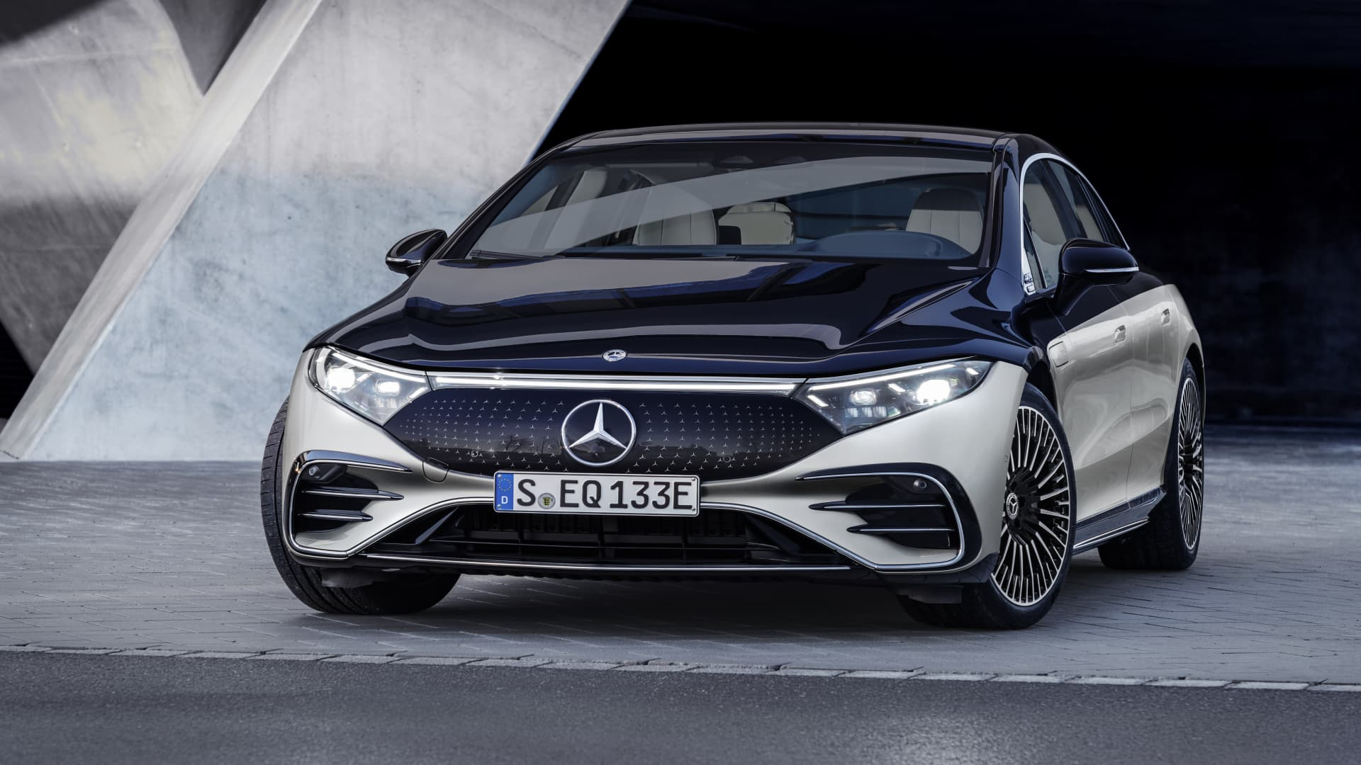 2022 Mercedes-Benz EQS EV