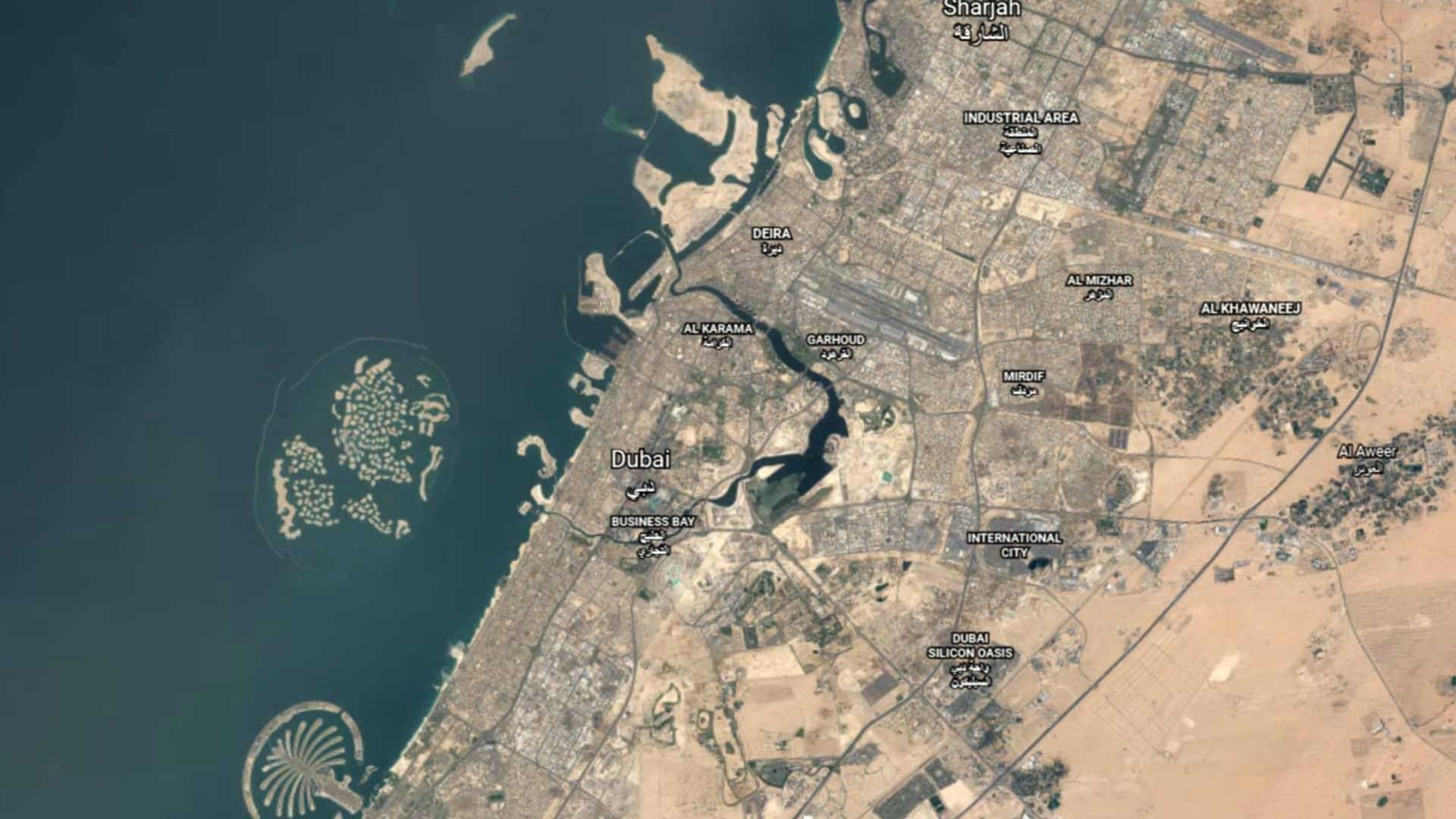 Dubai in 2020