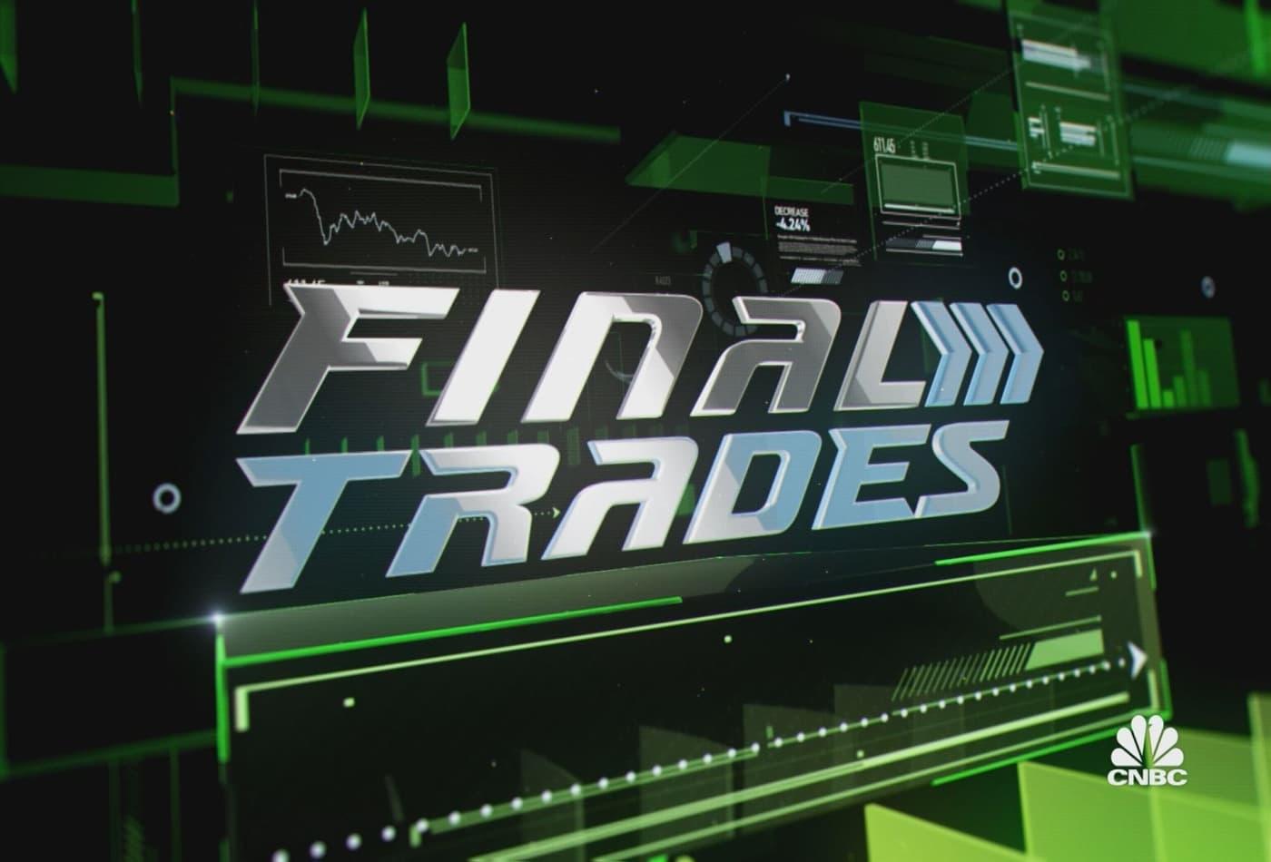 Final Trades: Northrop Grumman, Boston Scientific, Nvidia & more