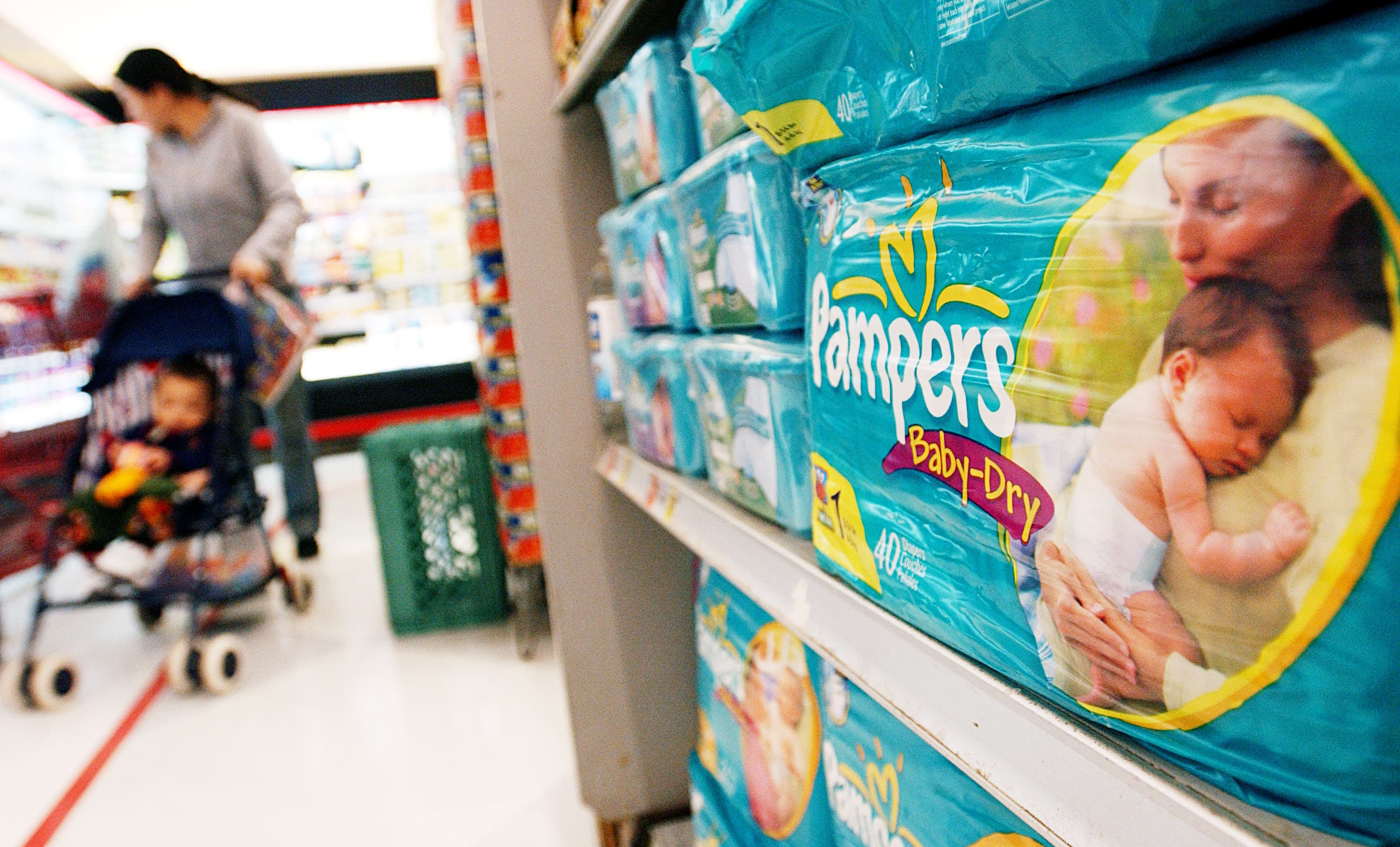 Procter & Gamble will raise prices in September to fight higher commodity costs