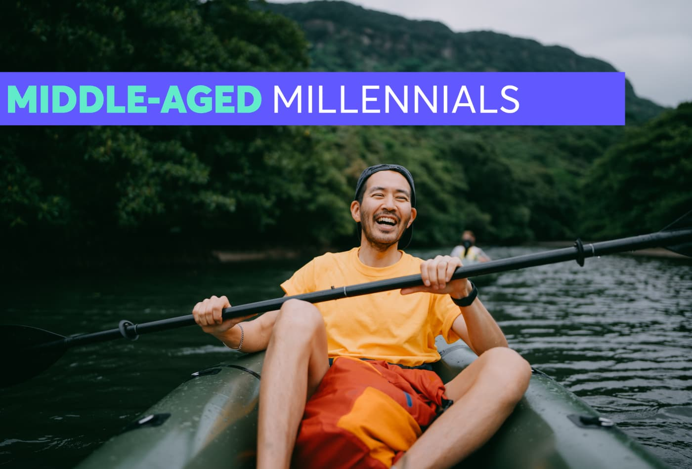 Despite everything, most older millennials are content with how their lives turned out