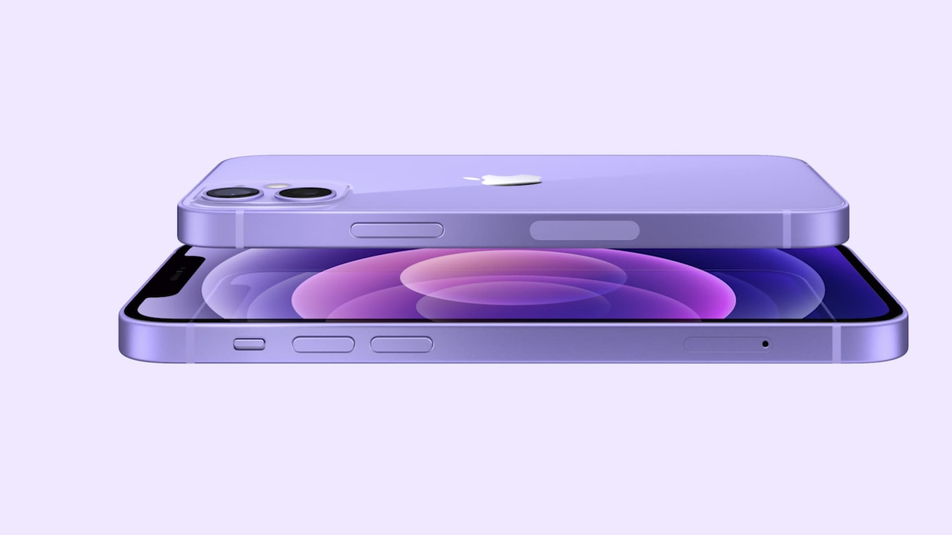 Apple launches a new purple color iPhone for Spring.
