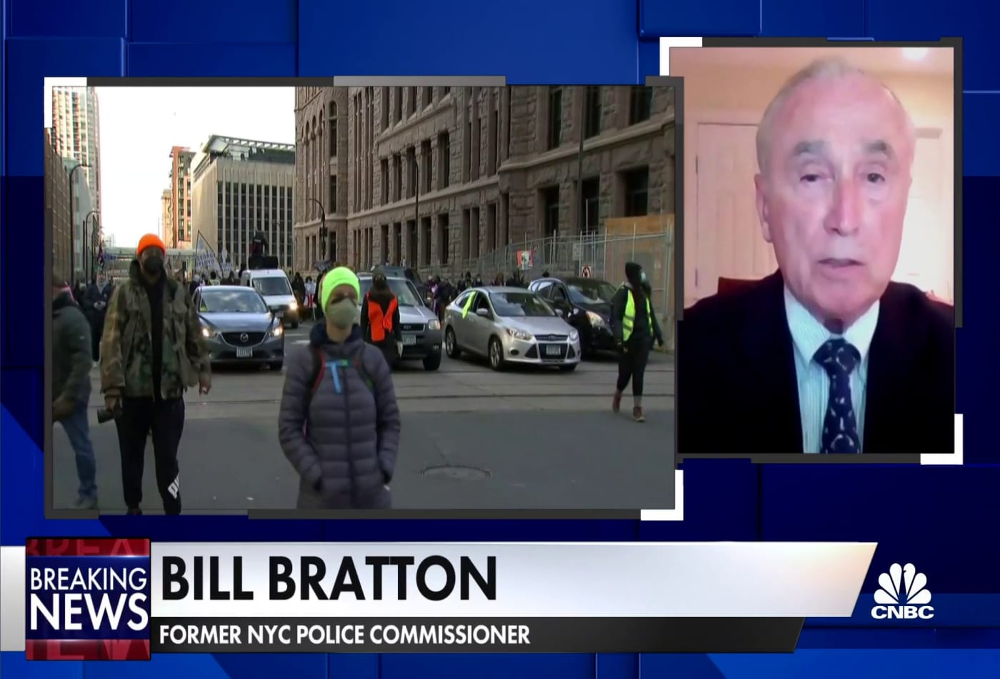 Former NYC police commissioner says verdict will 'accelerate' change in policing in the U.S.