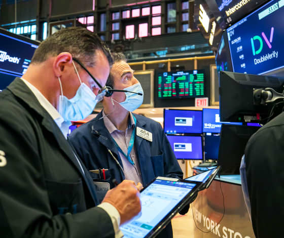 Stock futures tick higher after concerns over capital gain tax hike prompt selling