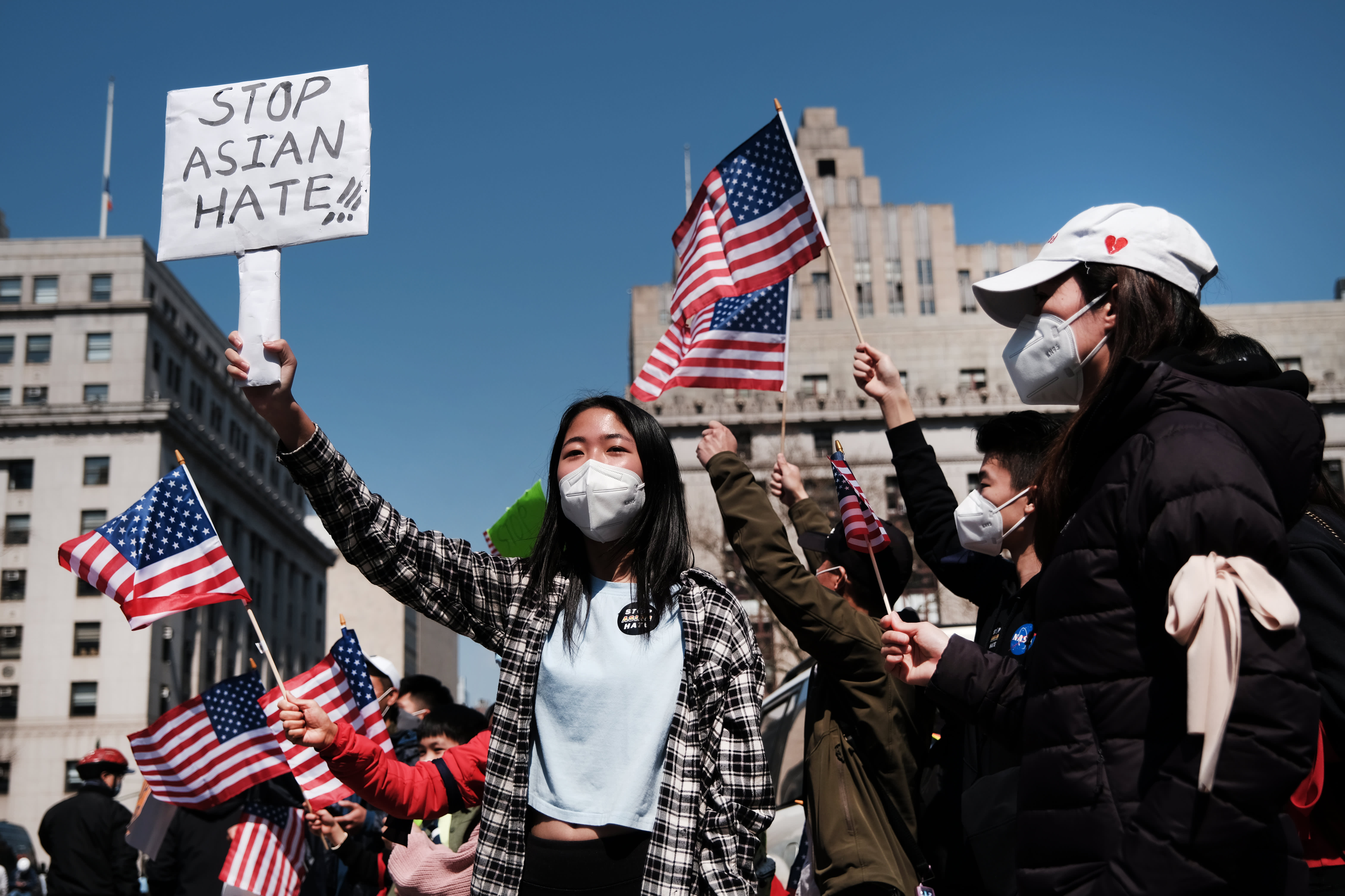 www.cnbc.com: 8 in 10 Asian Americans say violence against them is rising—yet support is lacking