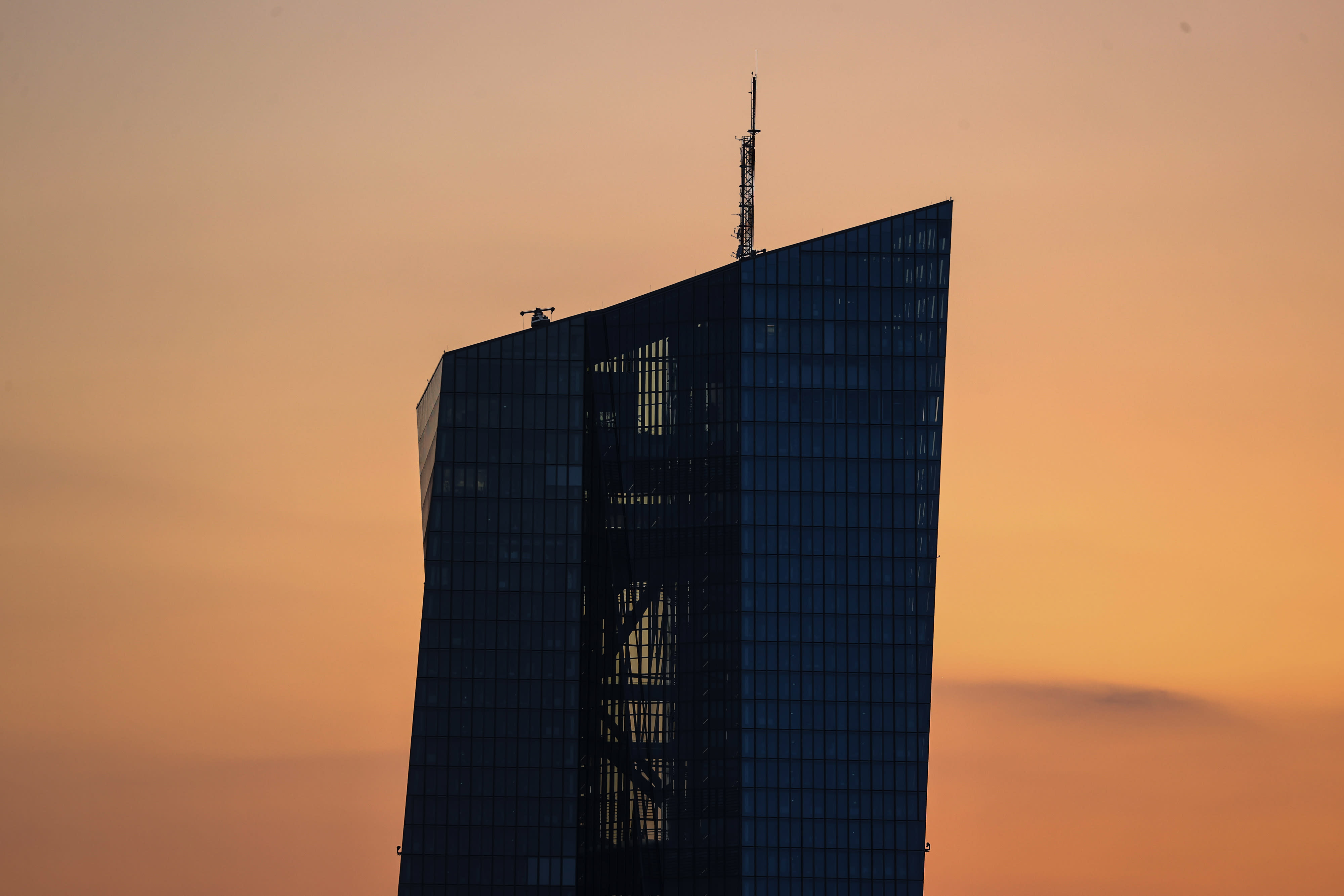 ECB keeps interest rates and bond buying unchanged
