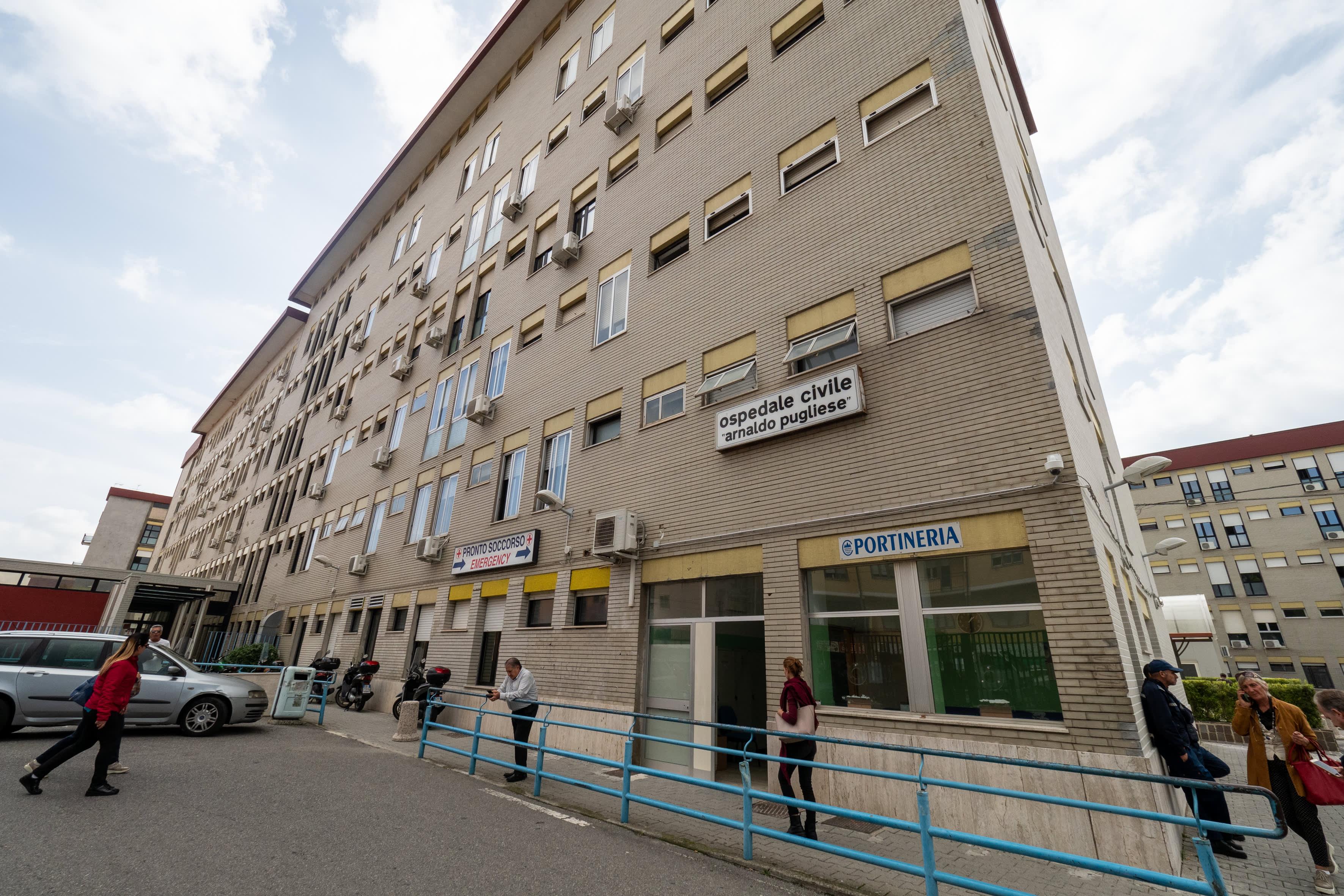 ospedale bitcoin)