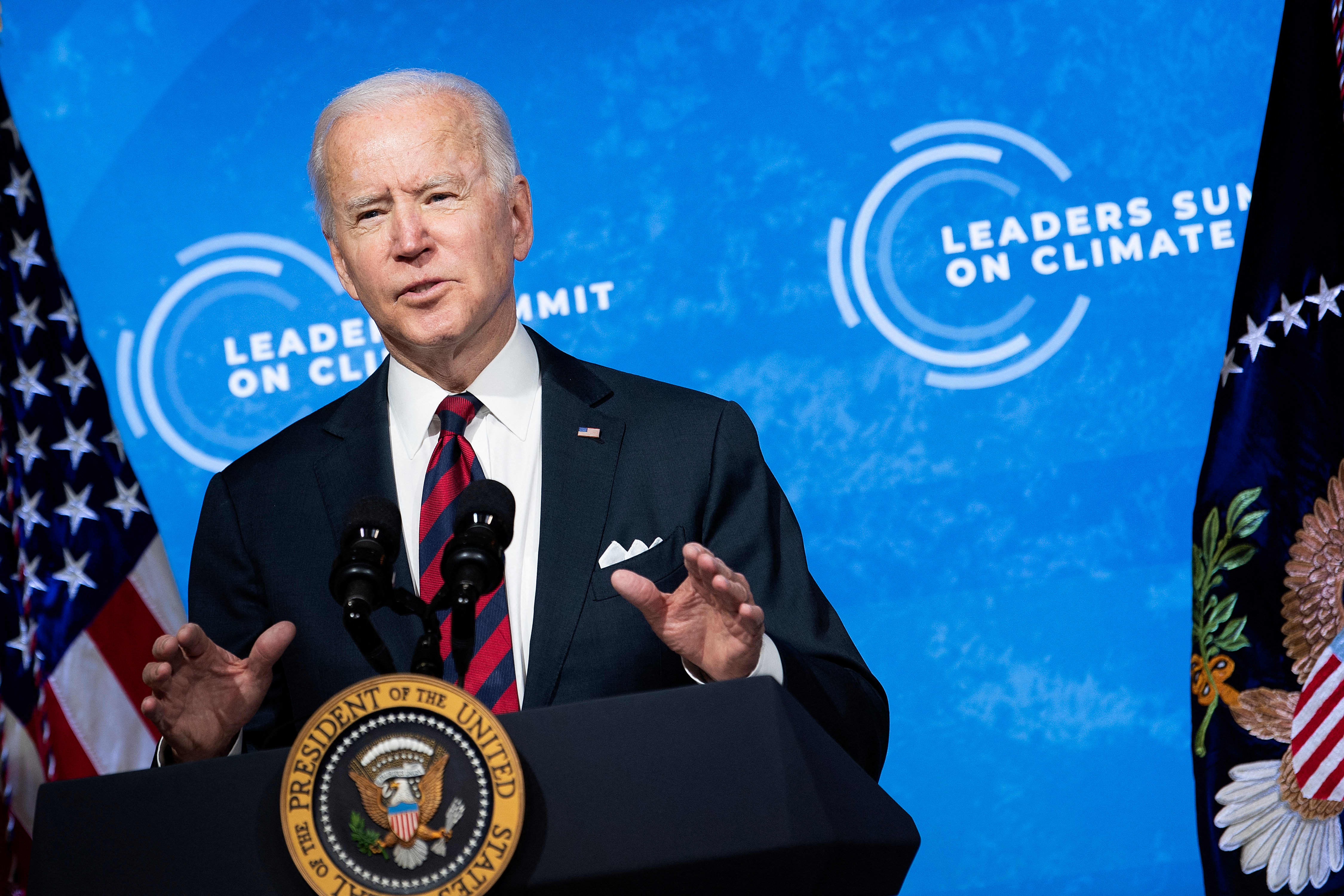 Here's what countries pledged on climate change at Biden's global summit – CNBC
