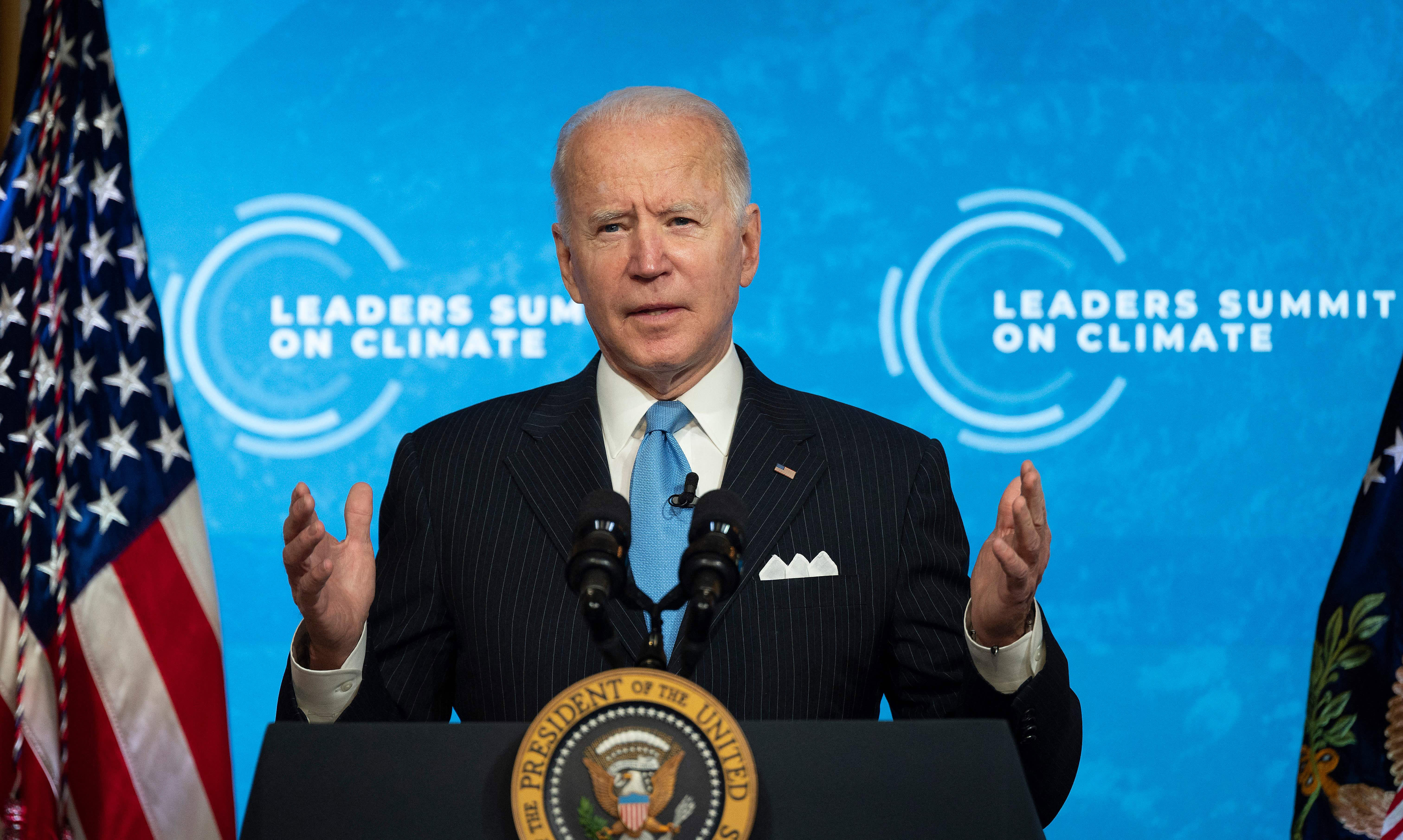 Biden's business allies are helping the White House coax the private sector into backing climate change push