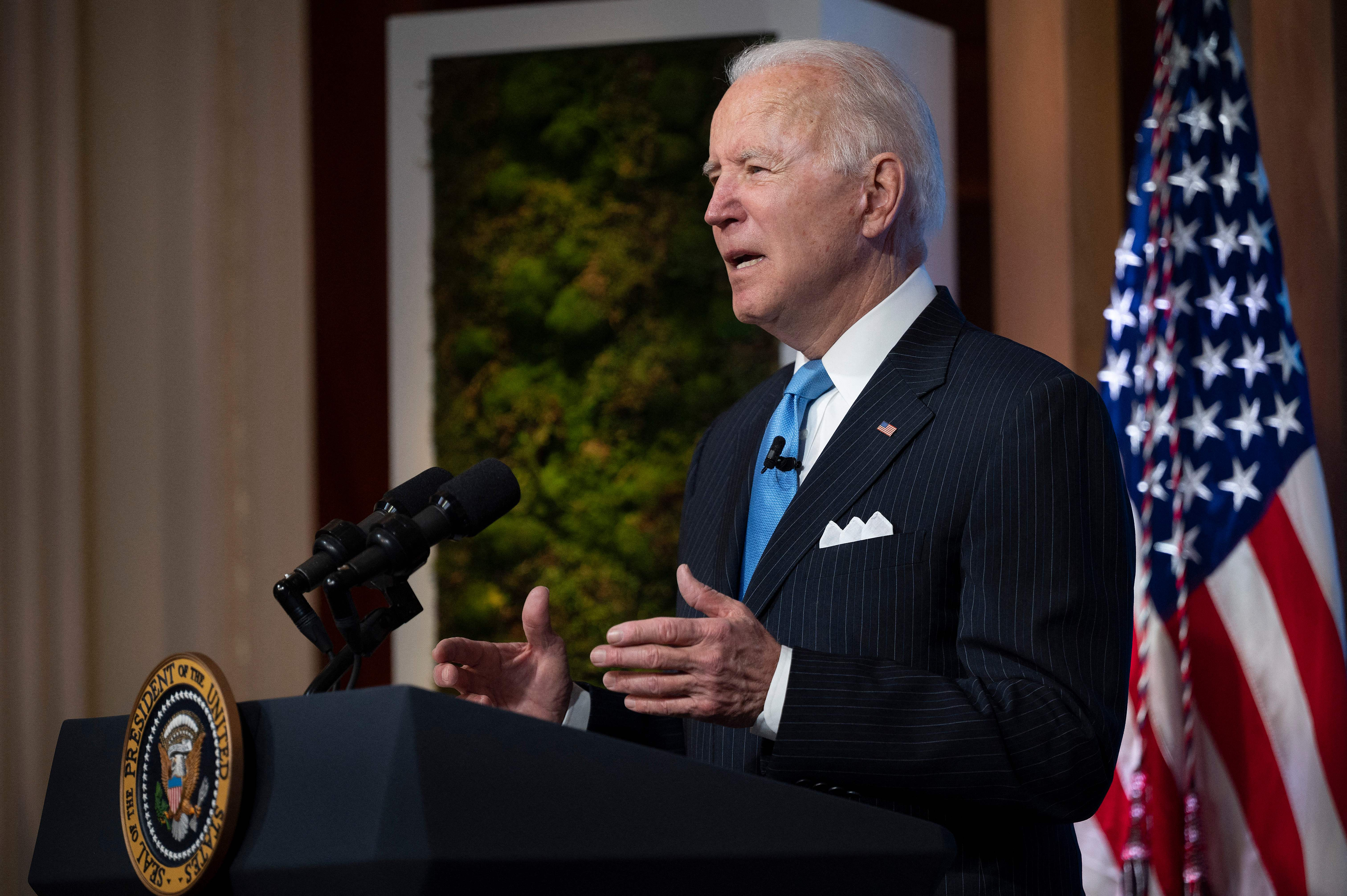 Biden recognizes atrocities against Armenians in early 20th century as genocide