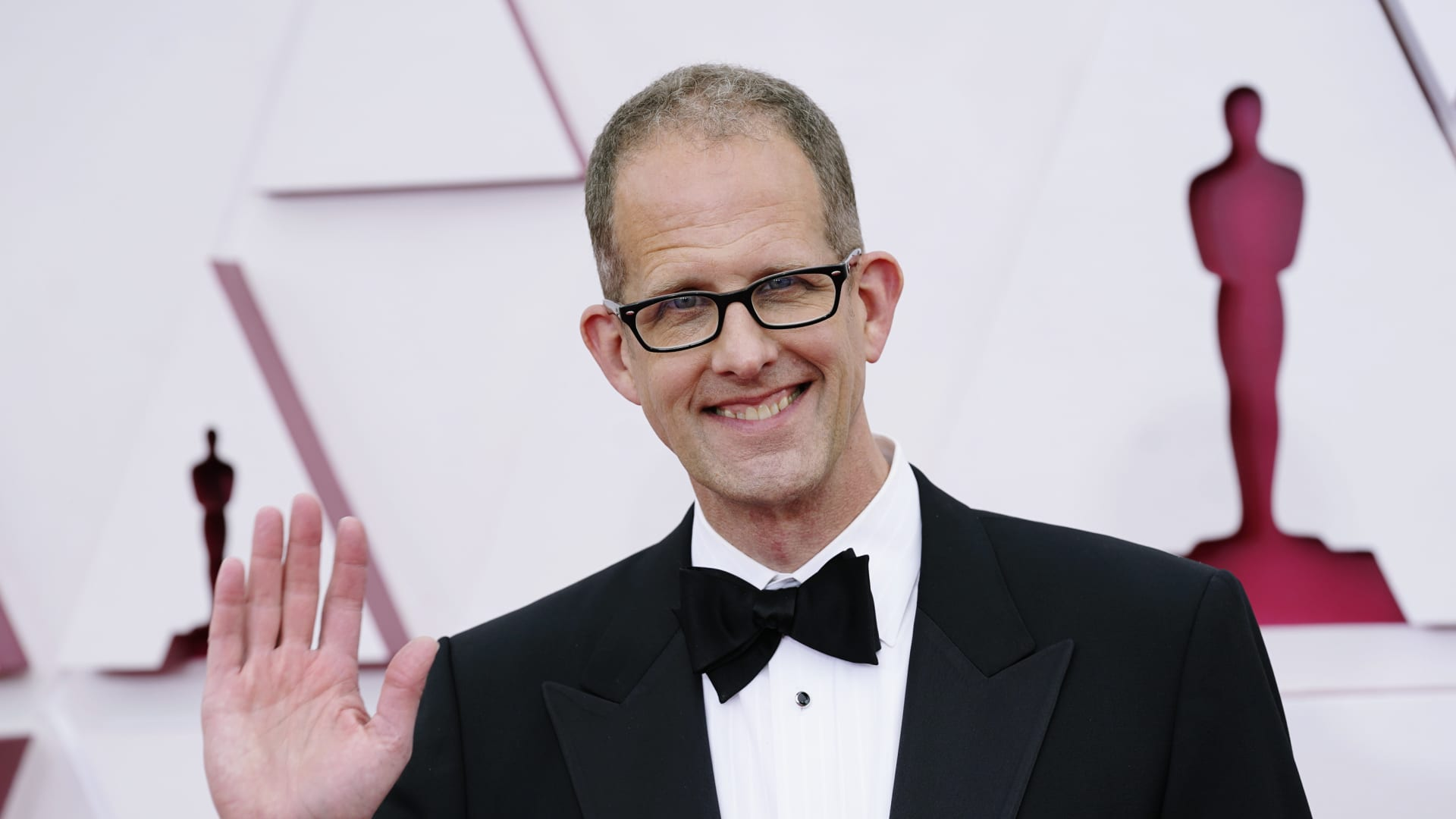 Pete Docter attends the 93rd Annual Academy Awards at Union Station on April 25, 2021 in Los Angeles, California.