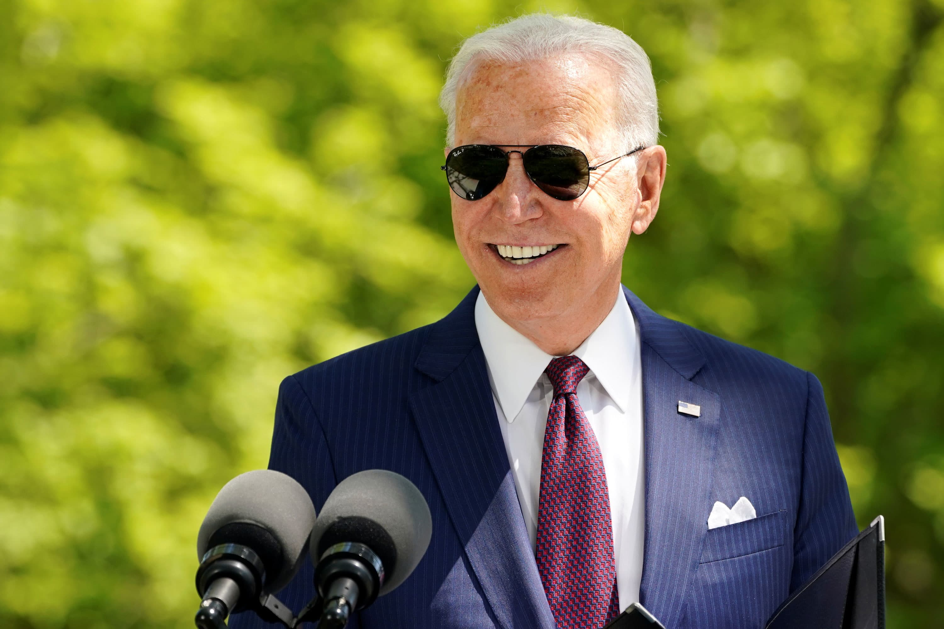 Americans support Biden's spending of  $1.9 trillion coronavirus relief and want him to spend more, polls show
