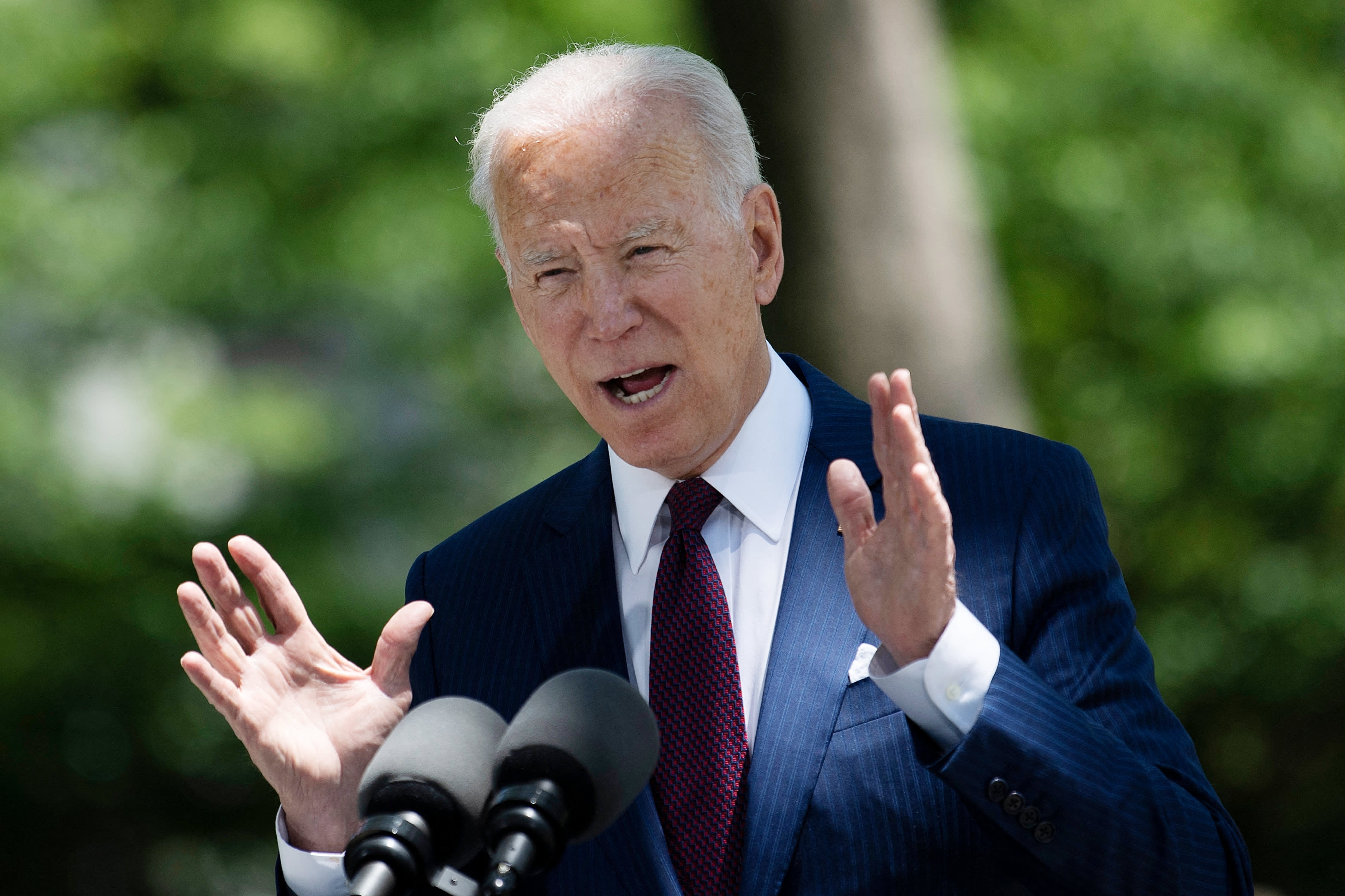 Biden's families plan excludes Medicare expansion, drug price changes backed by Democrats