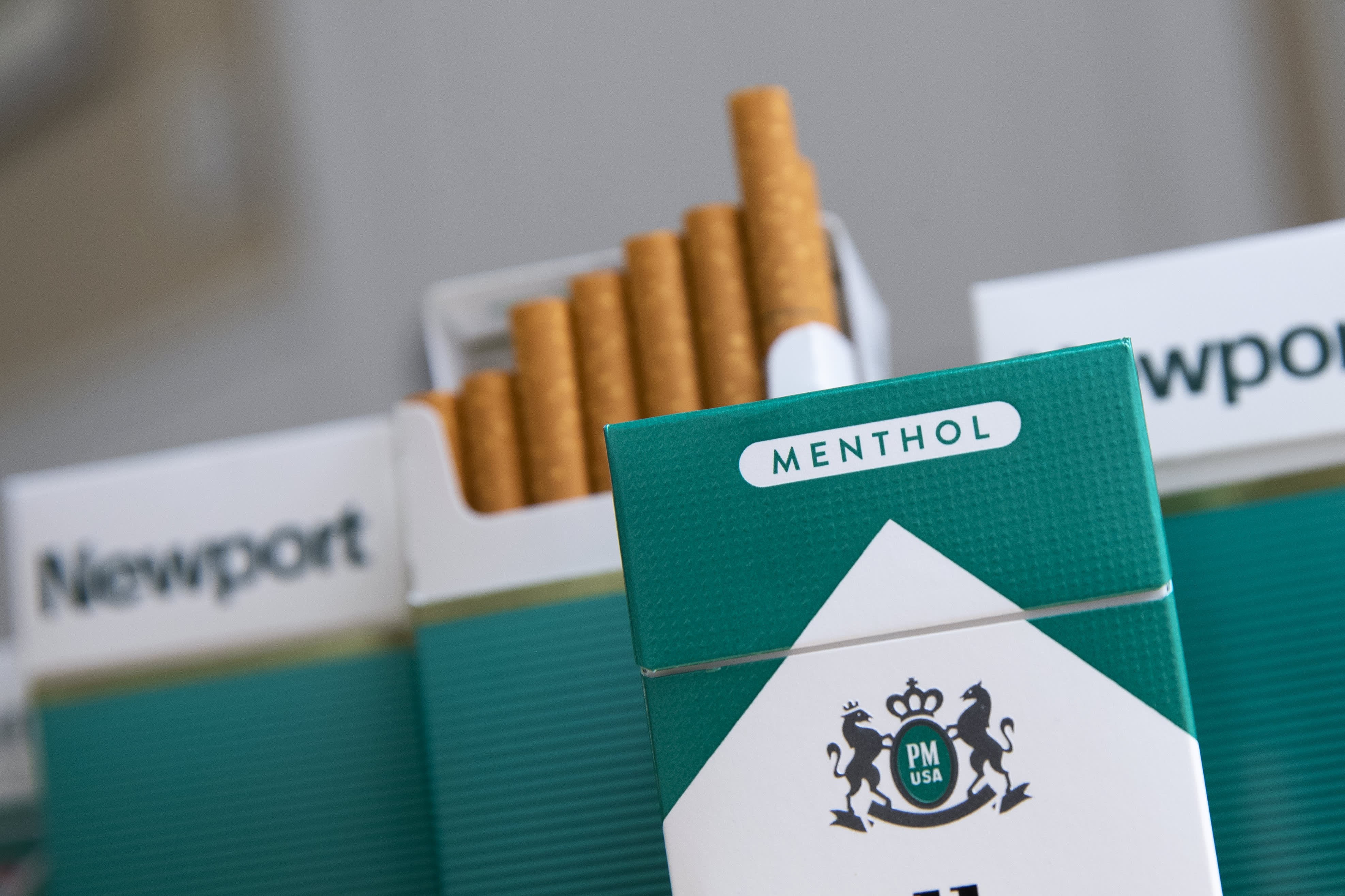 FDA to propose ban on menthol-flavored cigarettes – CNBC