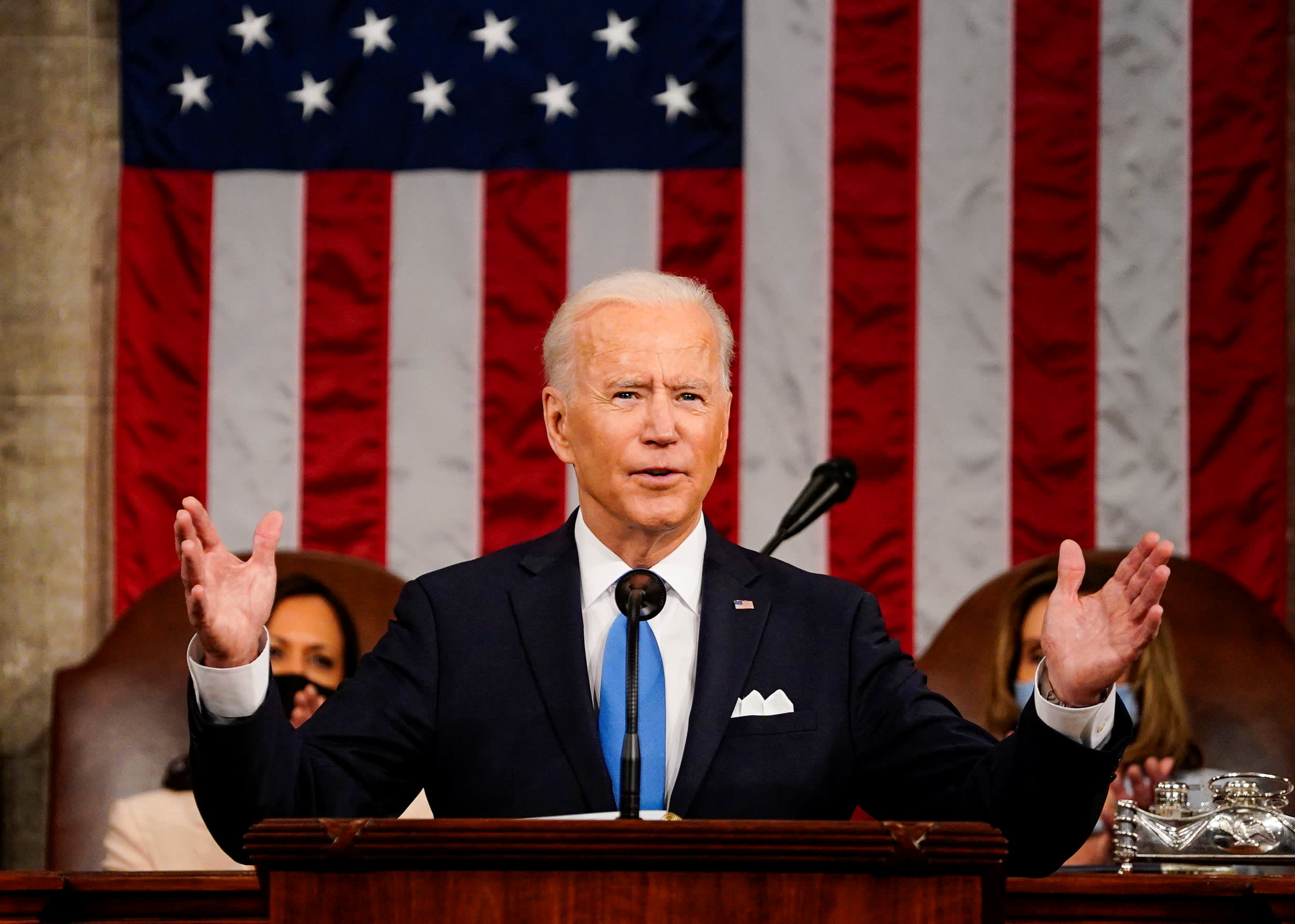 Wealthy may face up to 61% tax rate on inherited wealth under Biden plan – CNBC
