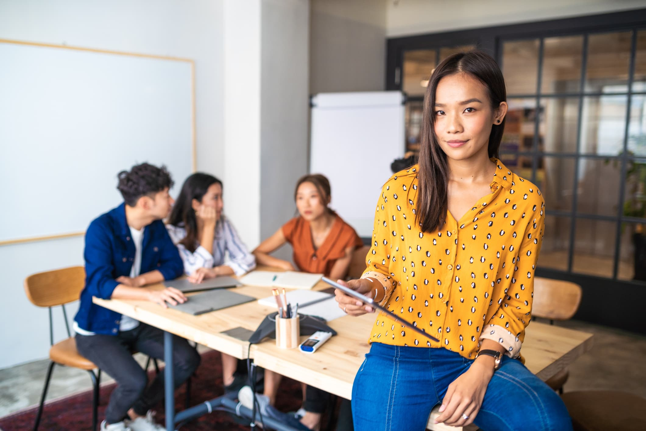 How the model minority myth holds Asian Americans back at work