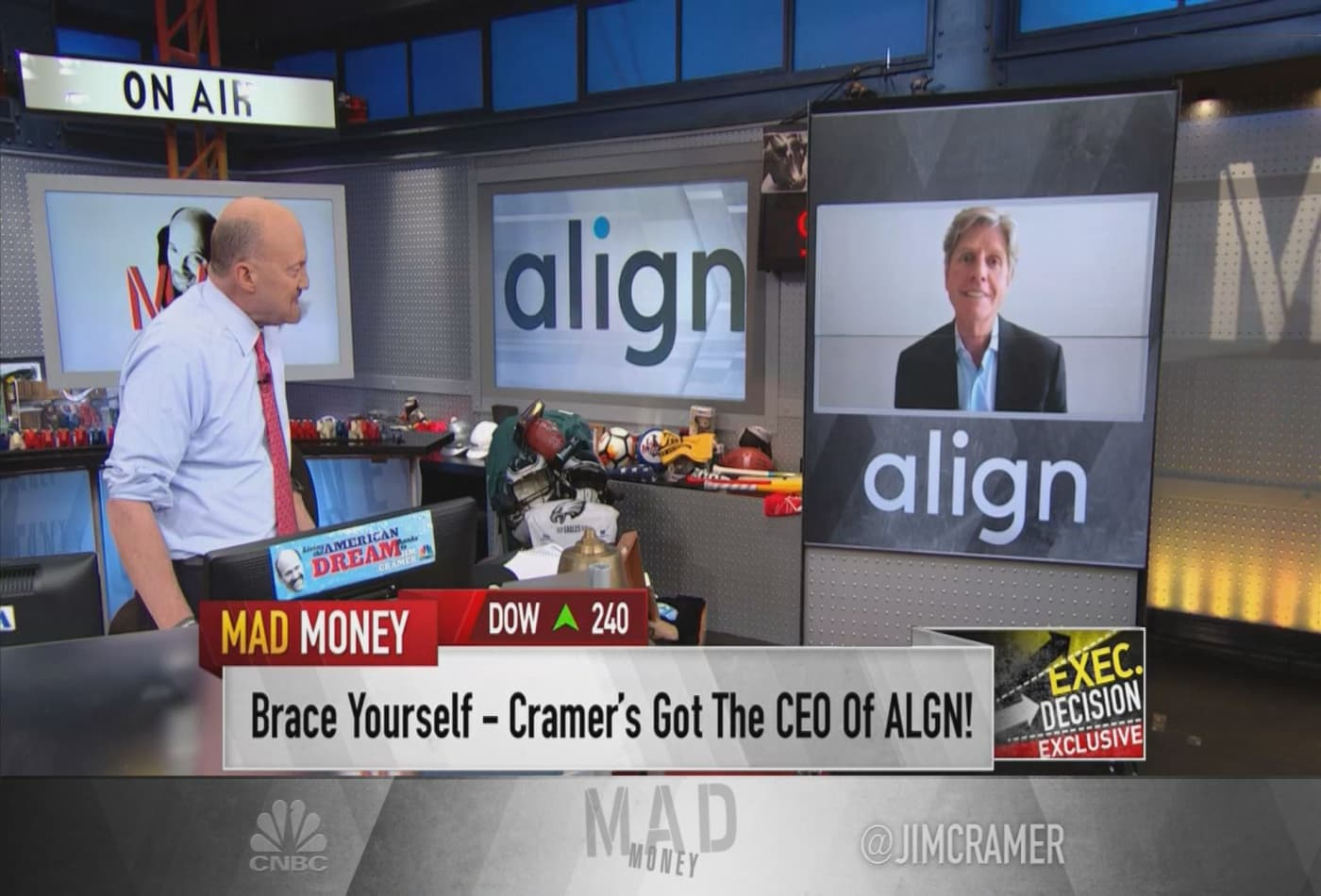 Align Technology CEO reports having 10 million orthodontics patients