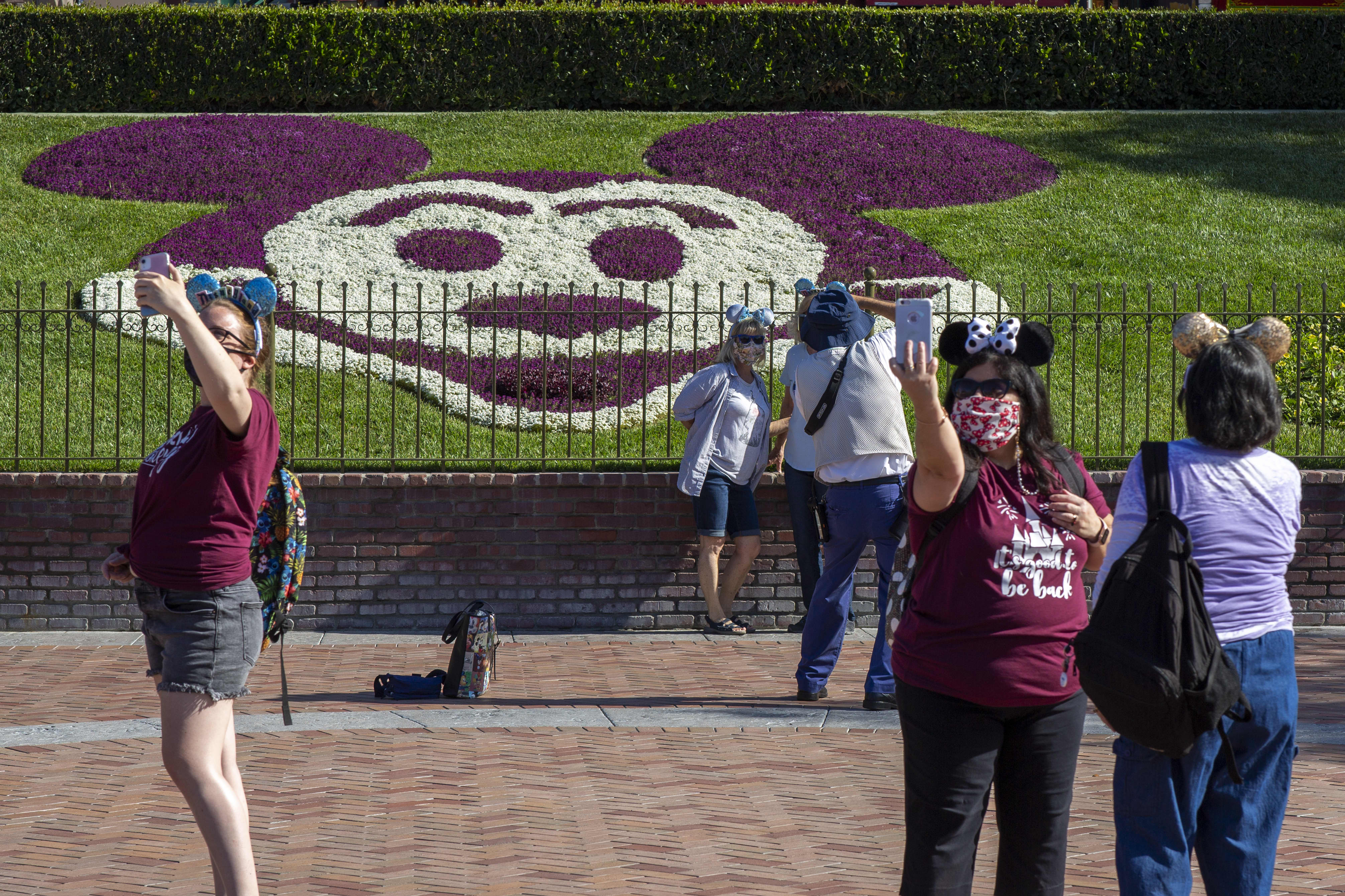 Disney parks took another big hit from Covid, but loosening pandemic restrictions offer hope for rebound