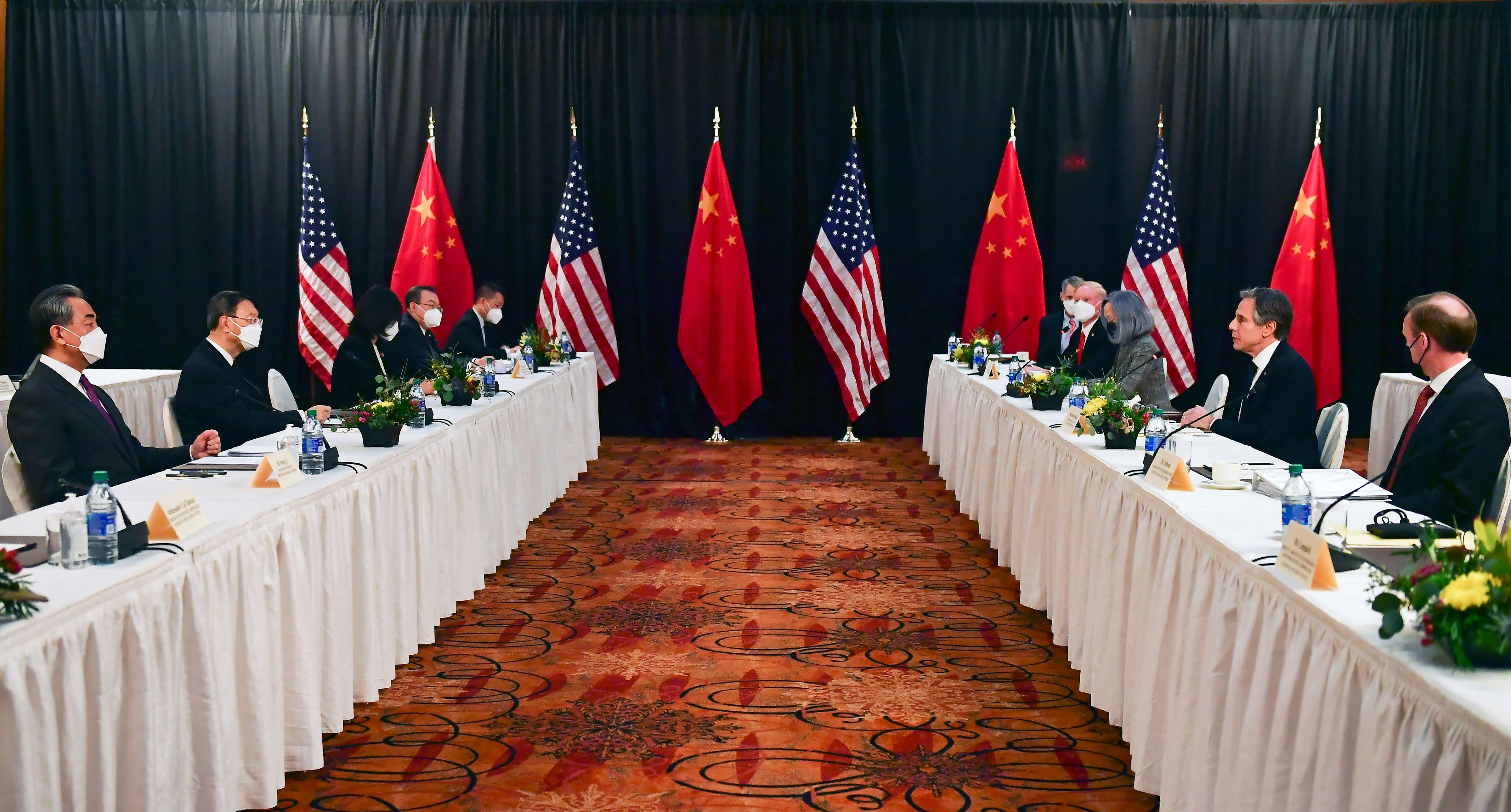 China steps up diplomatic bravado, testing how far Biden will push back