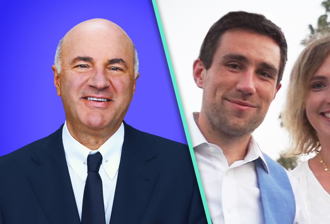 Kevin O'Leary reacts to a couple who earn $6 million a year through YouTube and real estate