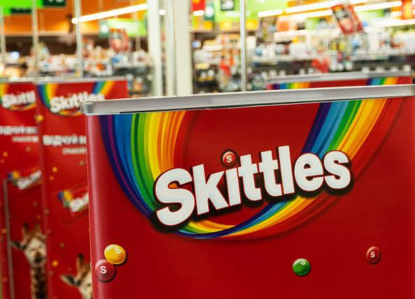 Skittles owner sues THC-laced copycat Zkittlez for trademark infringement