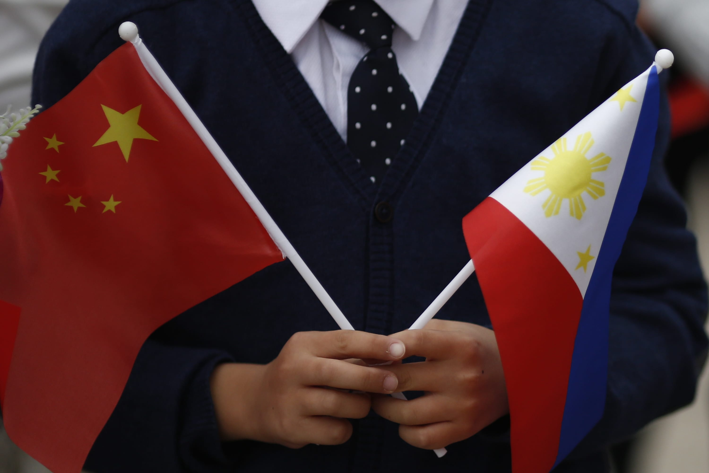 Beijing urges 'basic manners' after blunt Philippines tweet over South China Sea