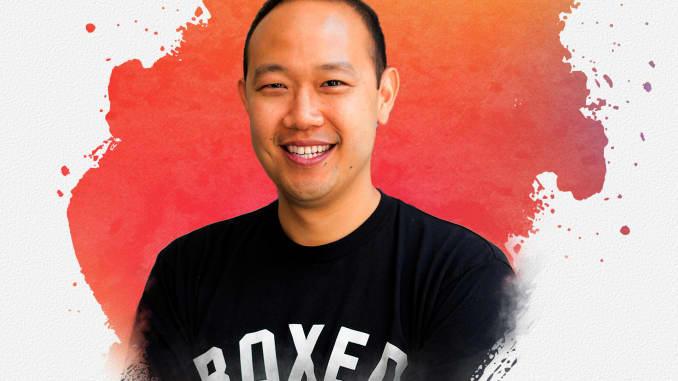 Chieh Huang, PDG et co-fondateur, Boxed