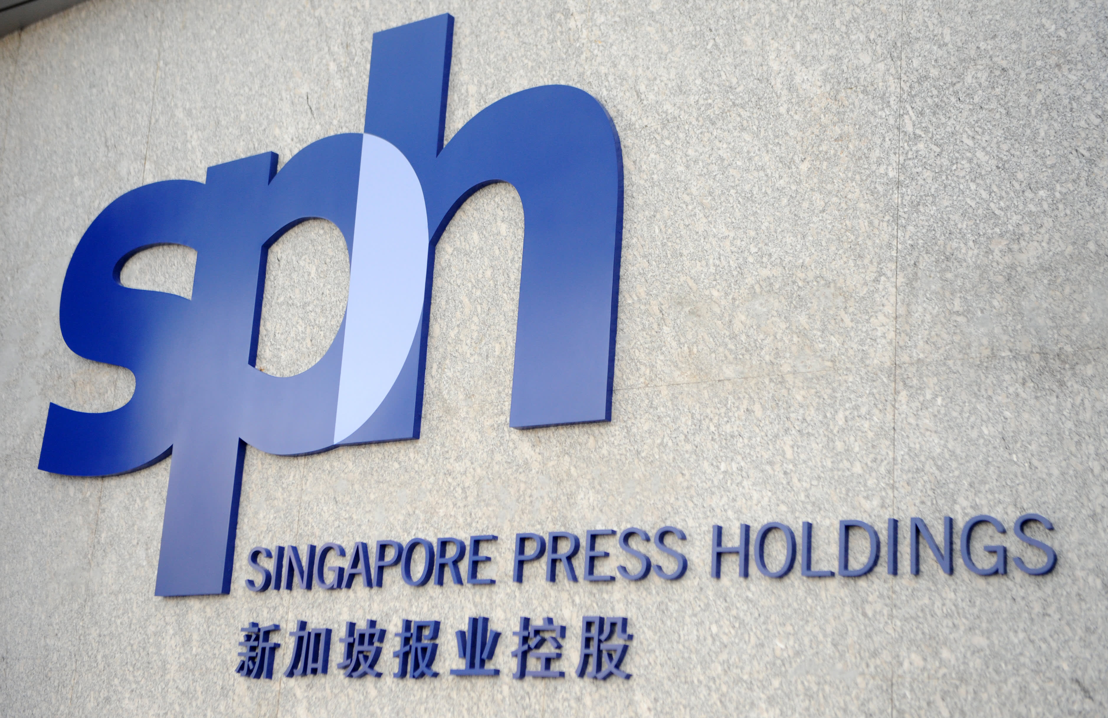 Newspaper publisher Singapore Press Holdings to spin off troubled media business