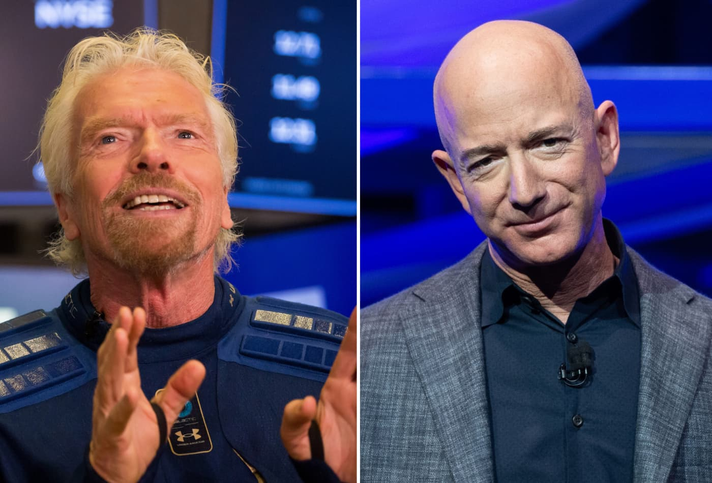 Virgin Galactic is losing space tourism first-mover advantage to Blue Origin, says UBS