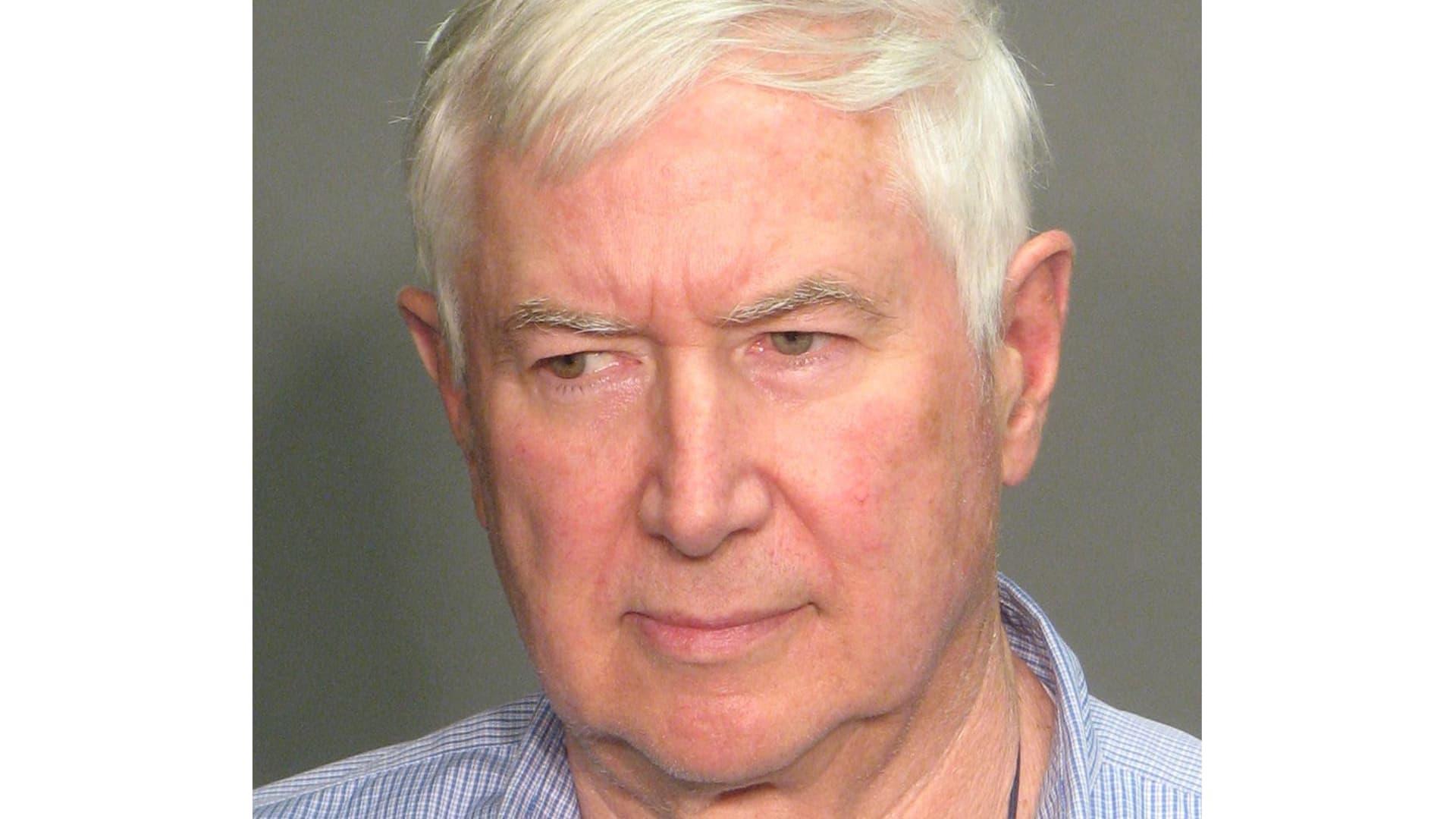 Peter Lee Coker mugshot from the Raleigh/Wake City-County Bureau of Identification (CCBI).