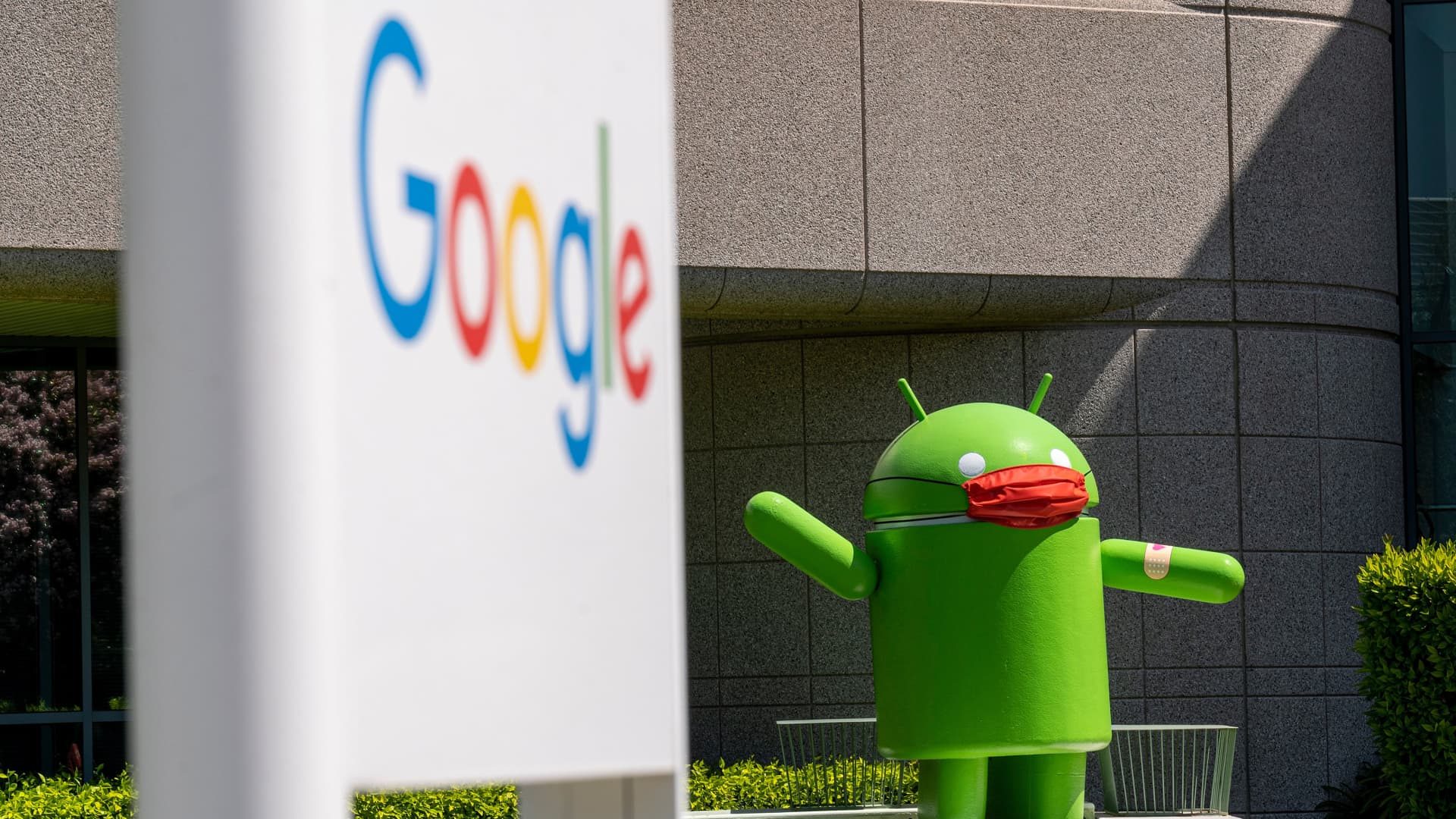 Google announced last week 60% of its workforce will work around three days a week in the office, 20% in new office locations, and 20% from home.