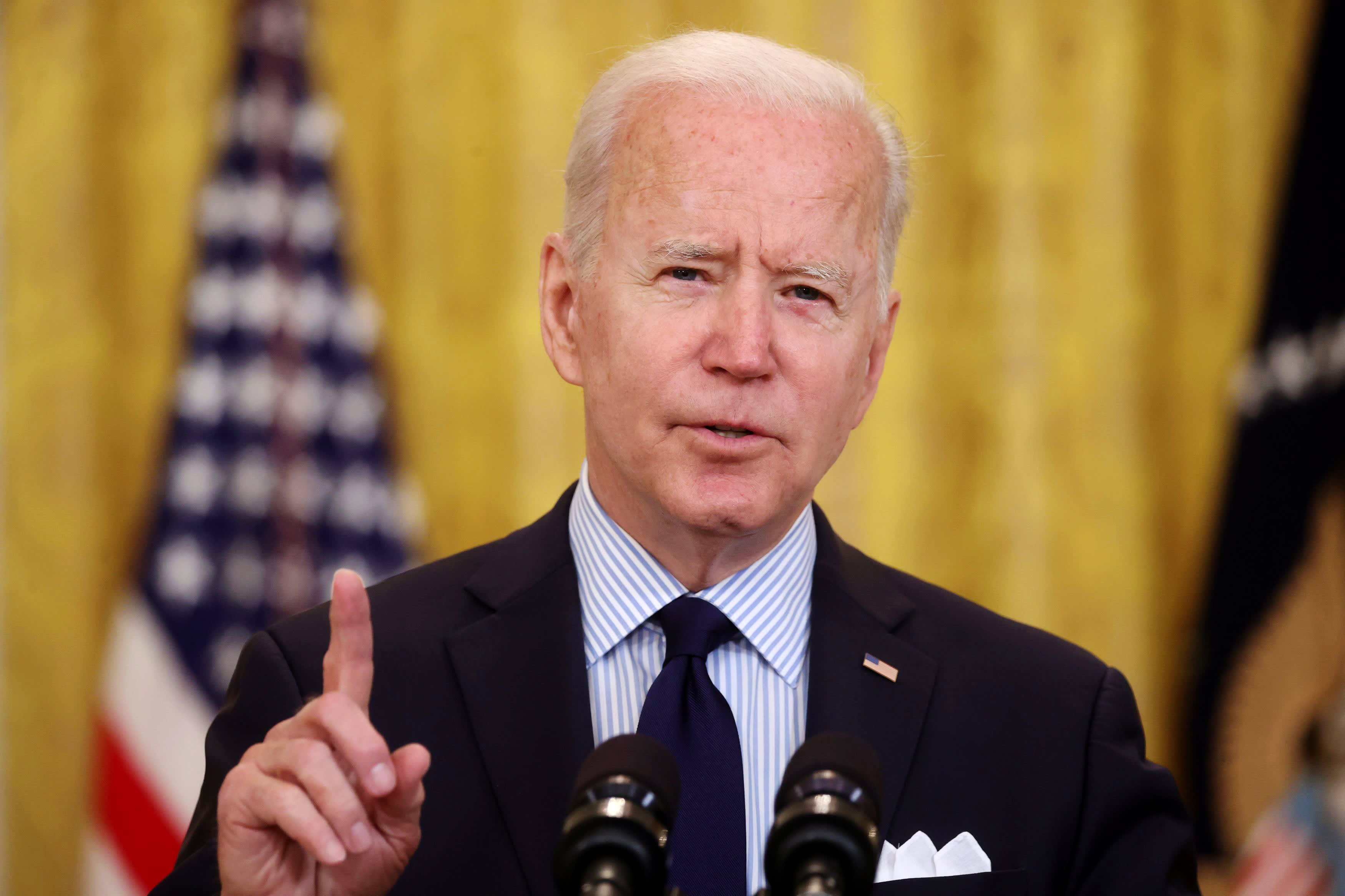 Biden puts anti-corruption at center of foreign policy with focus on crypto and cybersecurity – CNBC