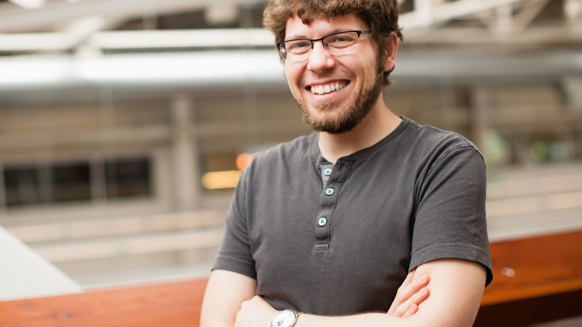 Jason Citron is the CEO of Discord, a chat app that has long been popular among gamers but is beginning to expand to other audiences.