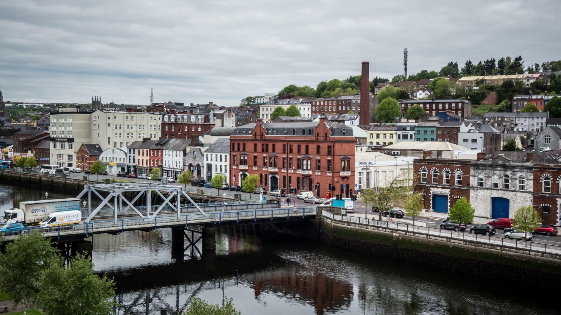 Photo Taken In Ireland, Cork