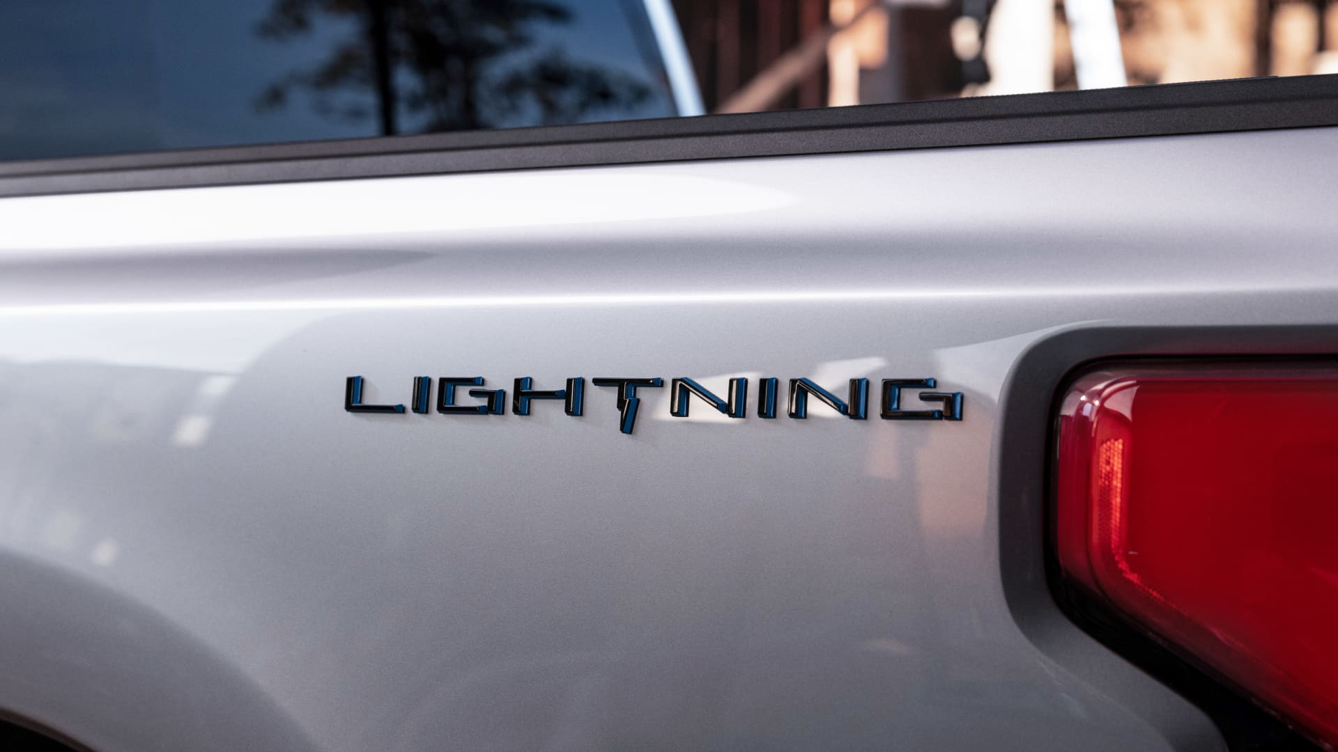 Ford's all-electric F-150 will be called Lightning. The all-new F-150 Lightning will be revealed May 19 at Ford World Headquarters in Dearborn and livestreamed.