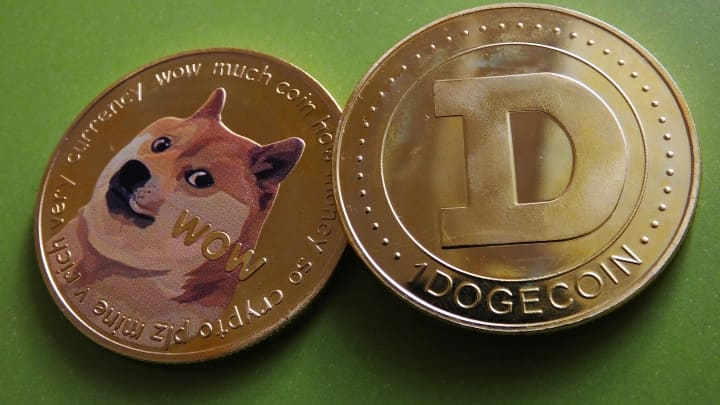 What's behind dogecoin's price spike? Elon Musk and an army of posters