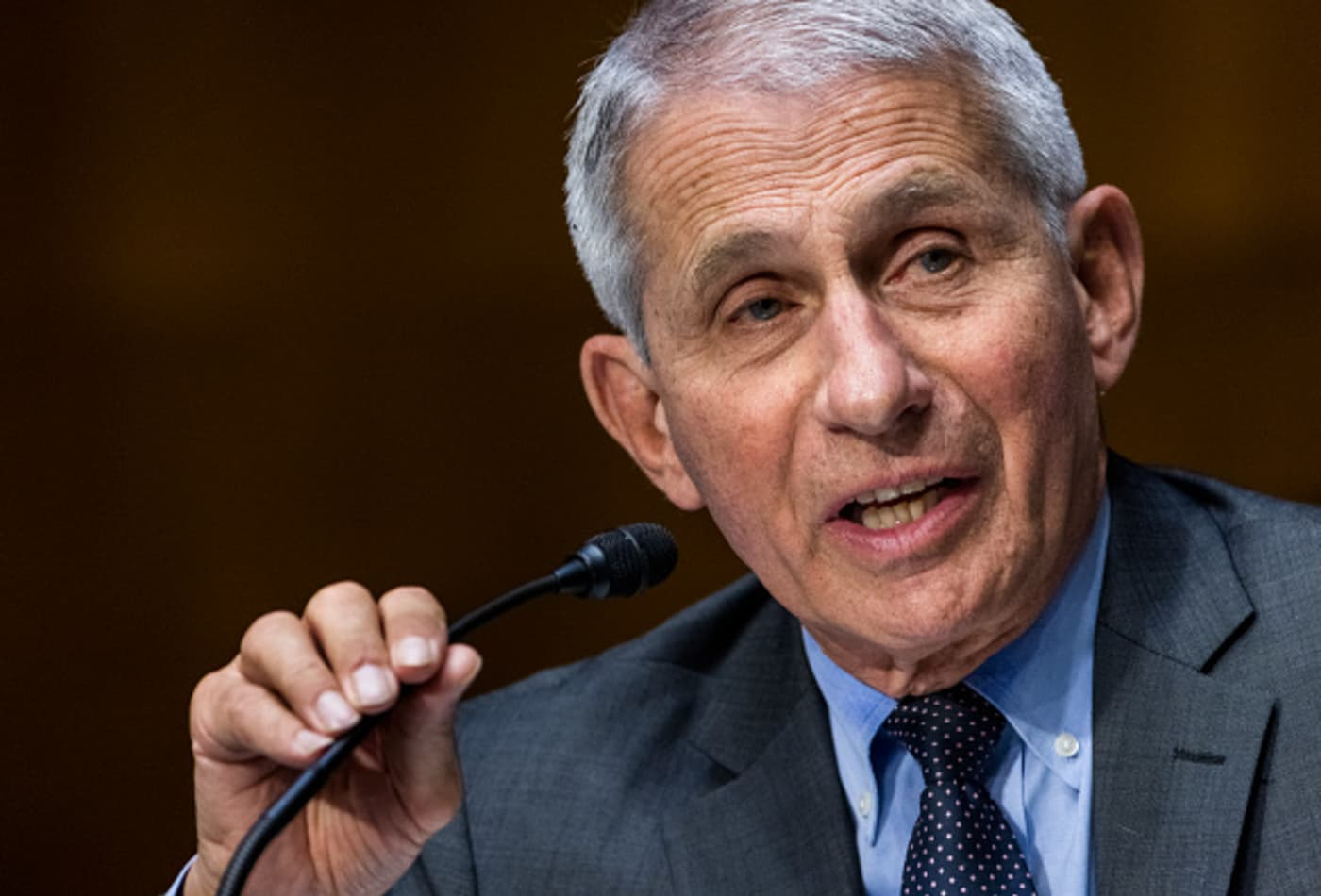 Fauci says U.S. can still end HIV epidemic by 2030 despite Covid pandemic