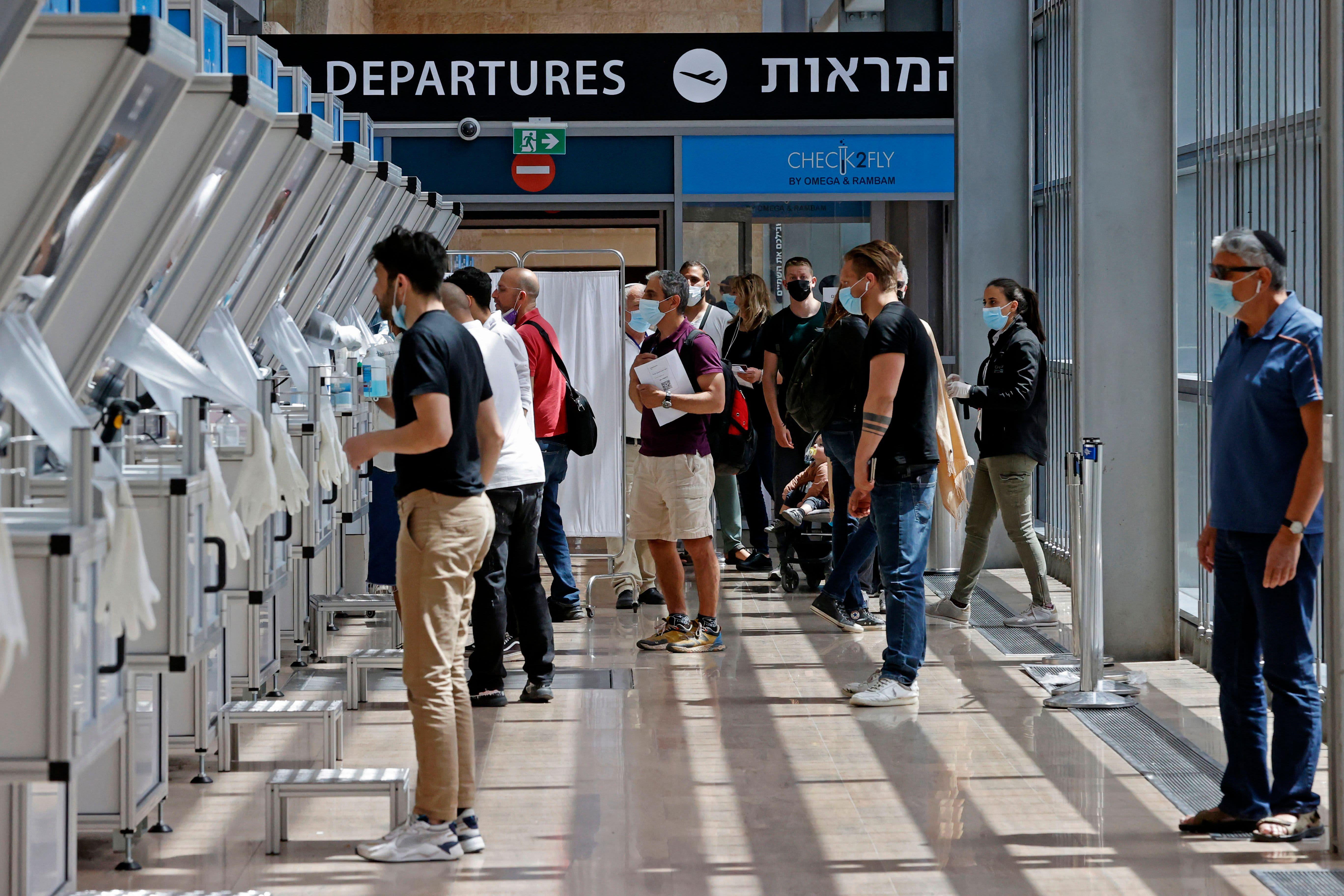 U.S. airlines cancel Tel Aviv flights after violence in Israel worsens