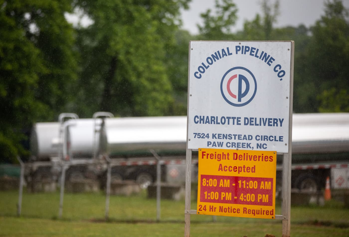 Hacker group behind Colonial Pipeline attack claims it has three new victims