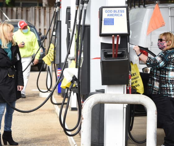 Colonial Pipeline resumes normal operations after hack, but many gas stations still face shortages