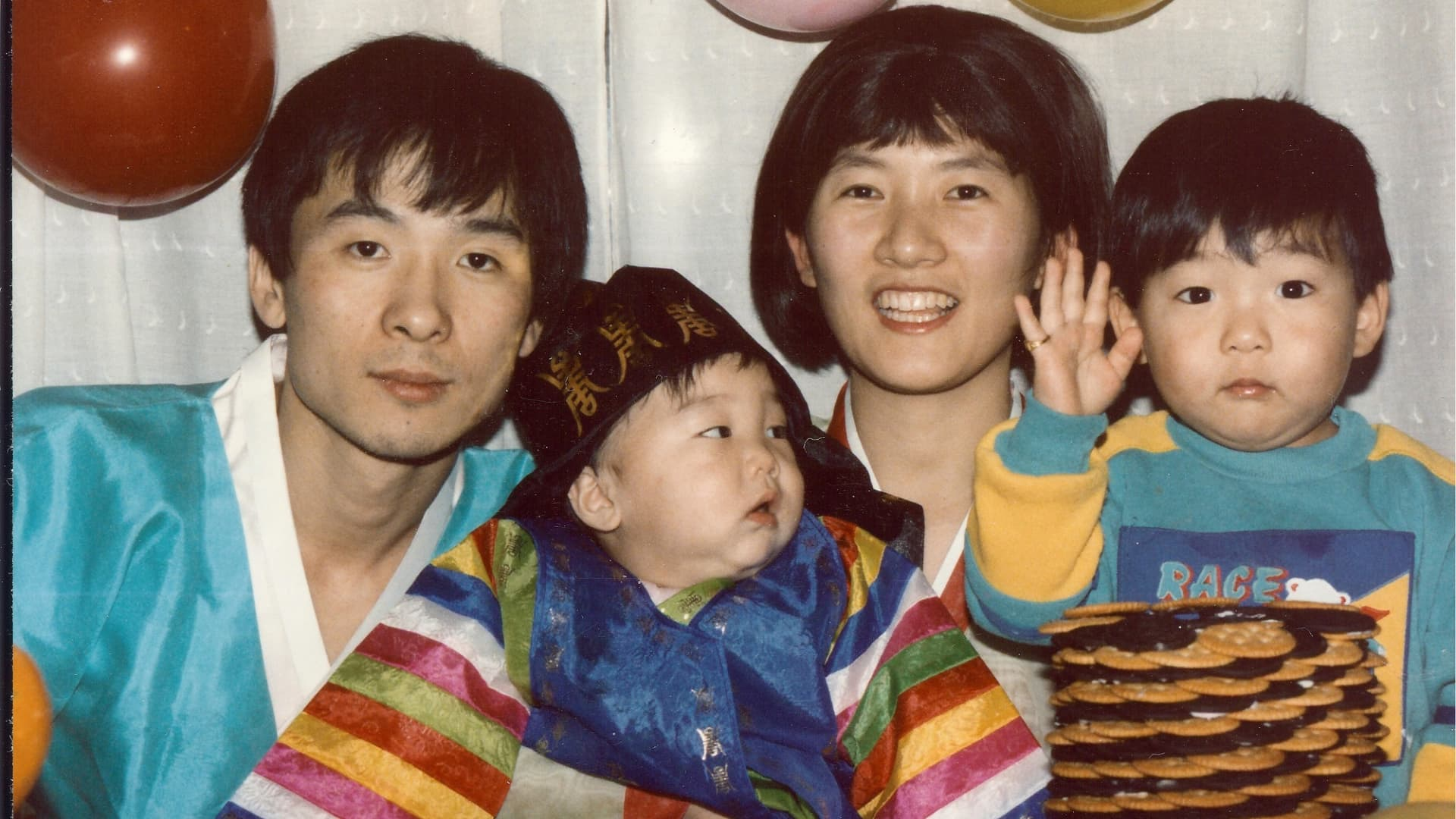 Jason grew up in Kansas with his older brother, Eddie, and parents, Chi Hyun and Yugyung.