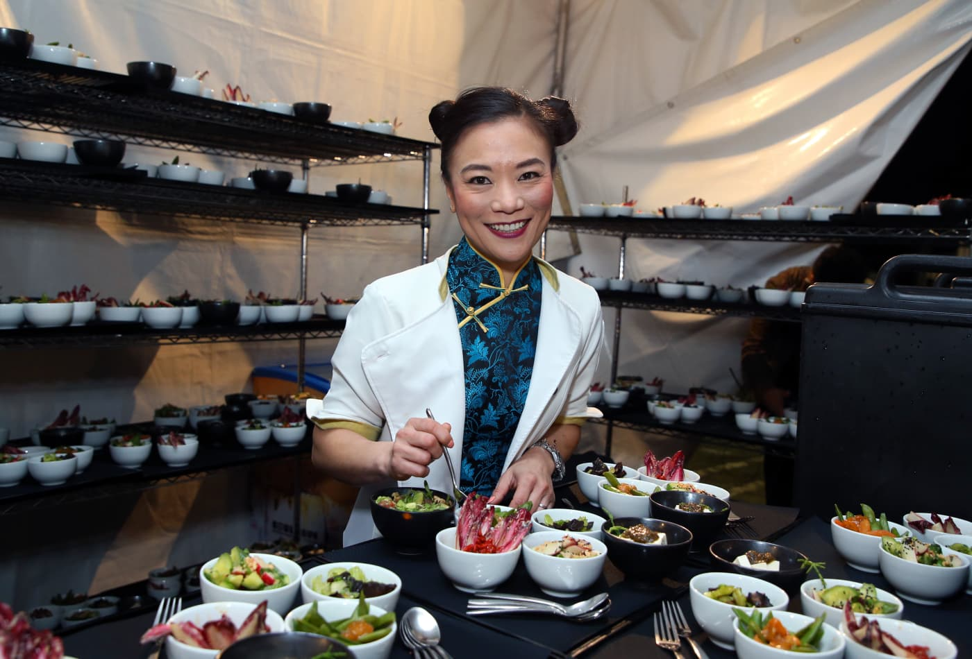 Shirley Chung of 'Top Chef' pivoted her business and became a voice against anti-Asian hate