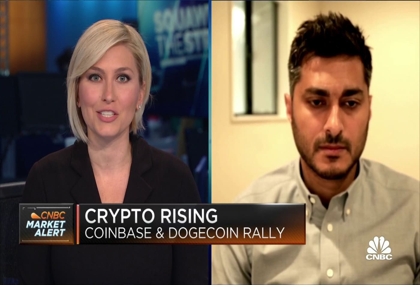 There's exponential growth ahead for Coinbase: Tribe Capital CEO