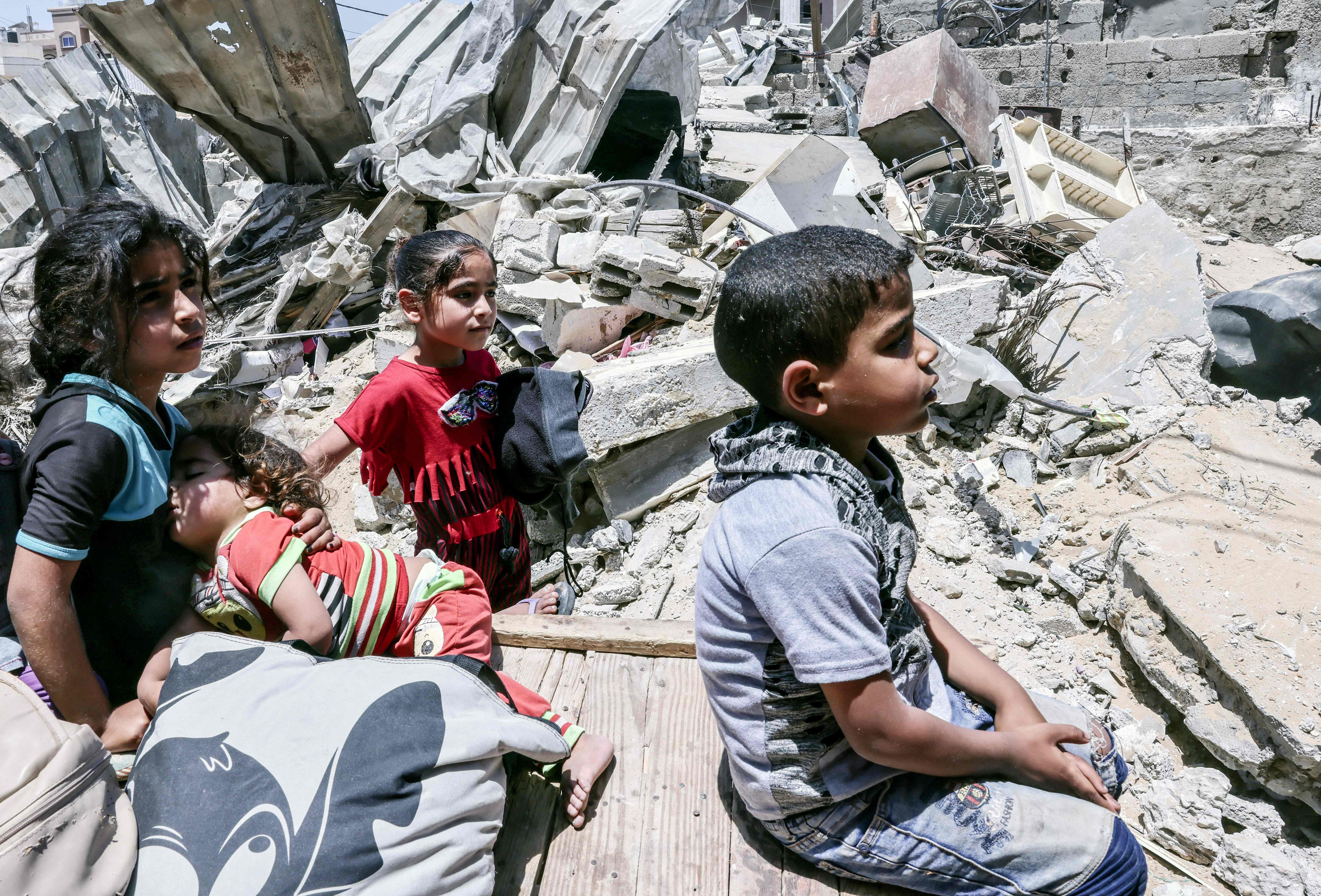 U.N. Secretary General requires immediate Gaza ceasefire as civilian death toll increases thumbnail