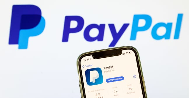 PayPal says it's not looking to buy Pinterest right now, shares jump 6%