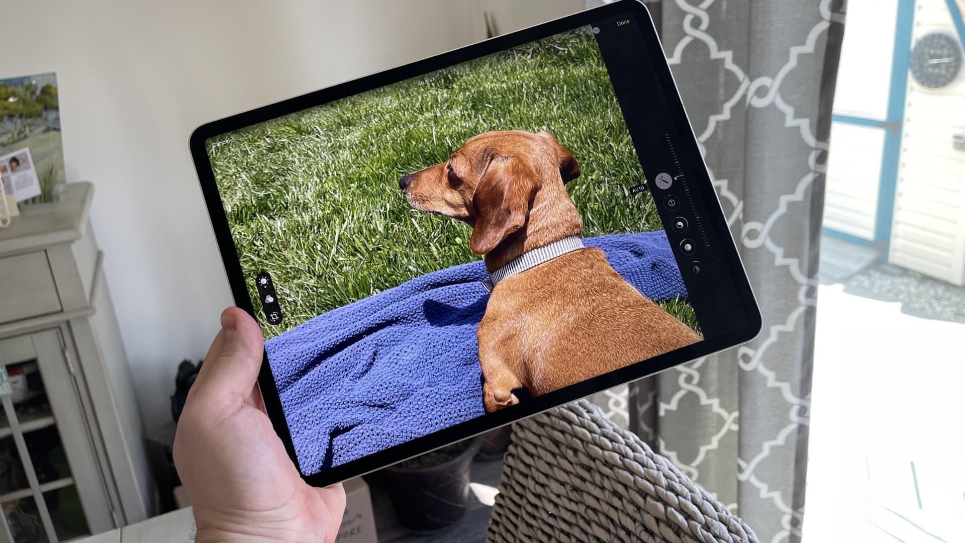 Apple's 2021 12.9-inch iPad Pro