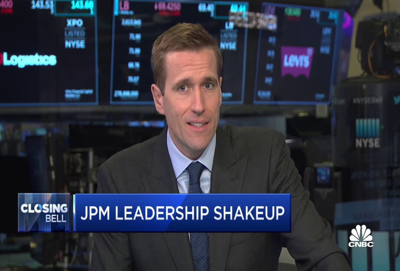 Here's what to know about J.P. Morgan's leadership shakeup